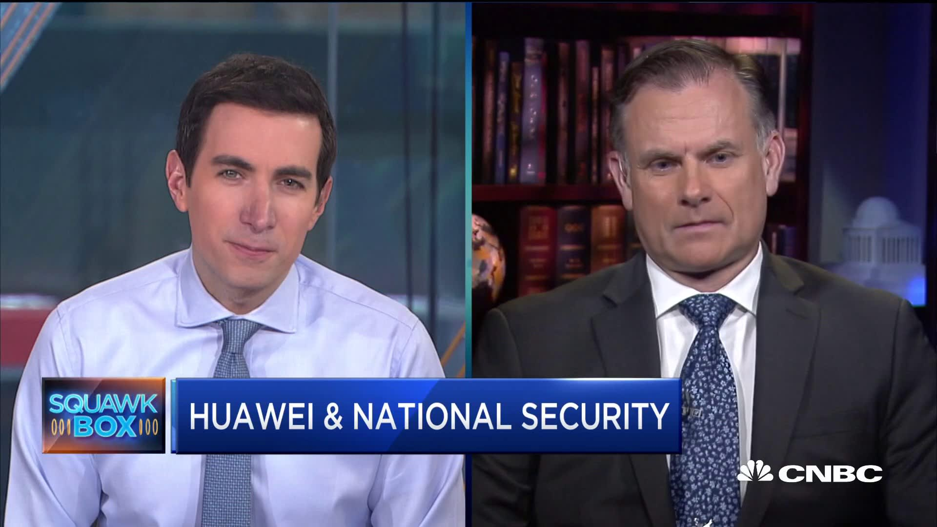 Huawei suppliers like Google, Qualcomm and Intel will meet with White House officials as they seek exemptions from ban