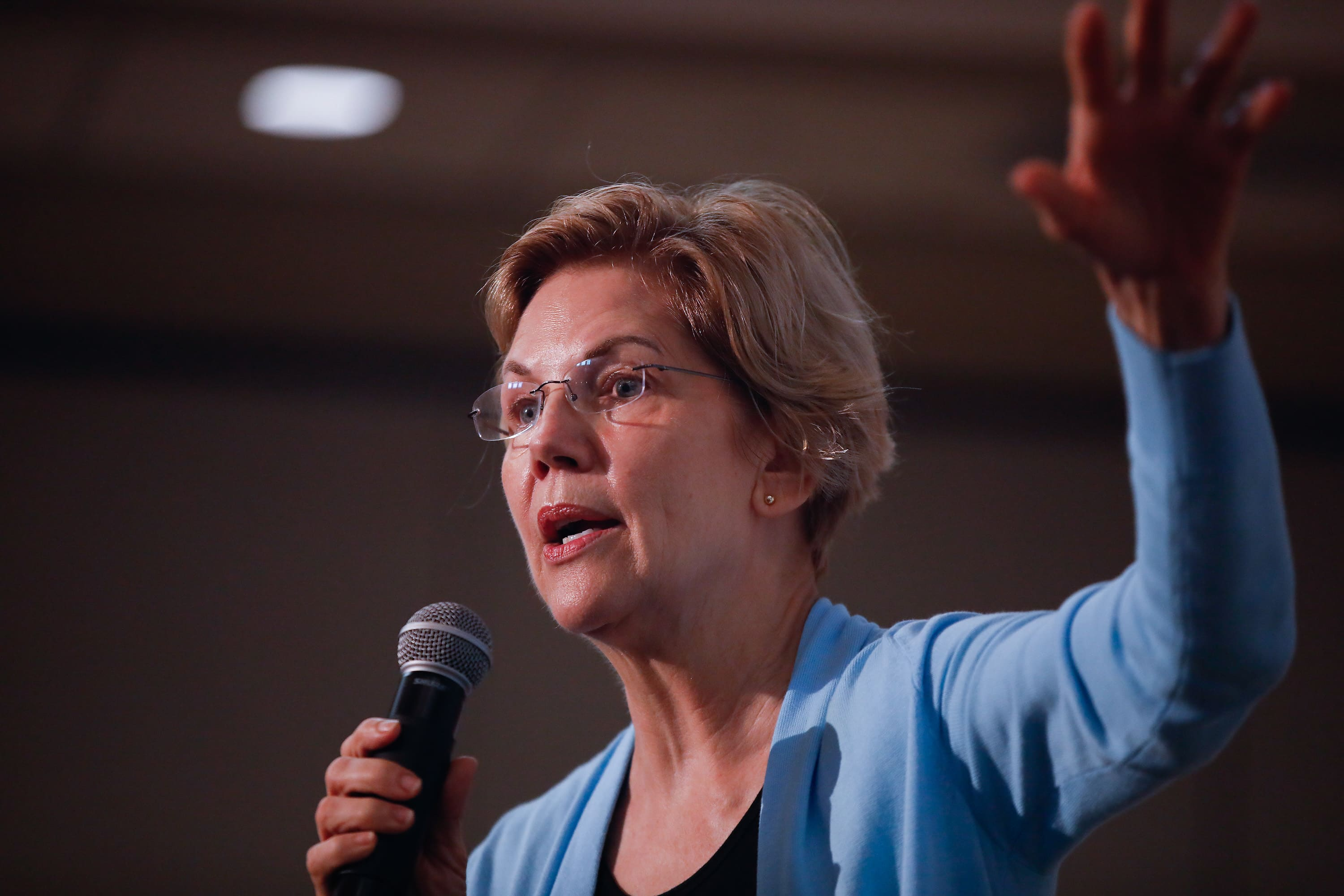 Elizabeth Warren's plan to forgive student debt would help 45 million students