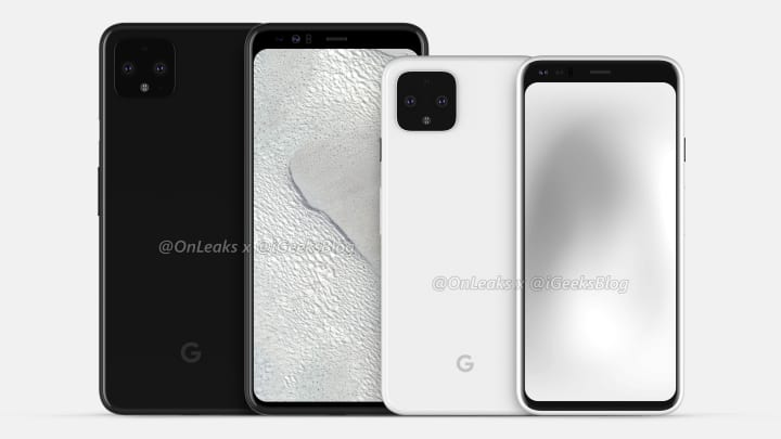 Google Pixel 4 Photos Leak Ahead Of Expected October Release