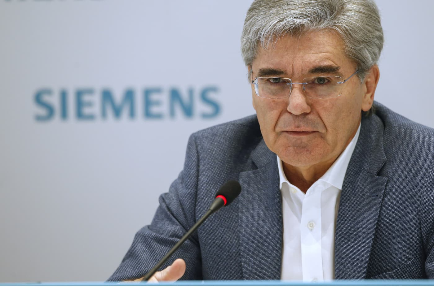 Siemens boss says Trump would back his company in Middle East reconstruction projects