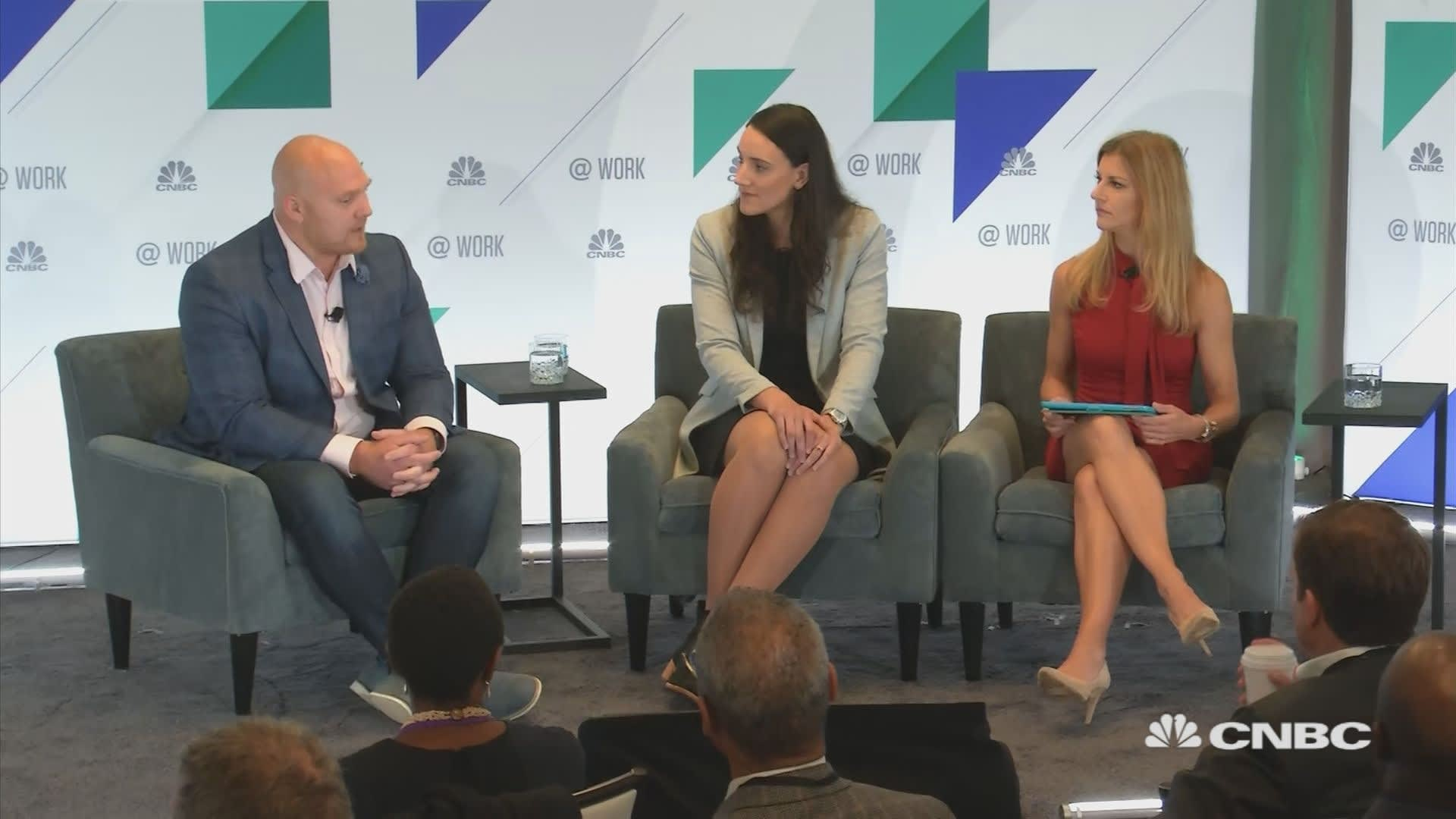 CNBC's @Work Human Capital + Finance Summit: Investing in the future of work