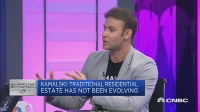 Start-up CEO: Buying a house is 'completely crazy,' so co-living will be the answer for many