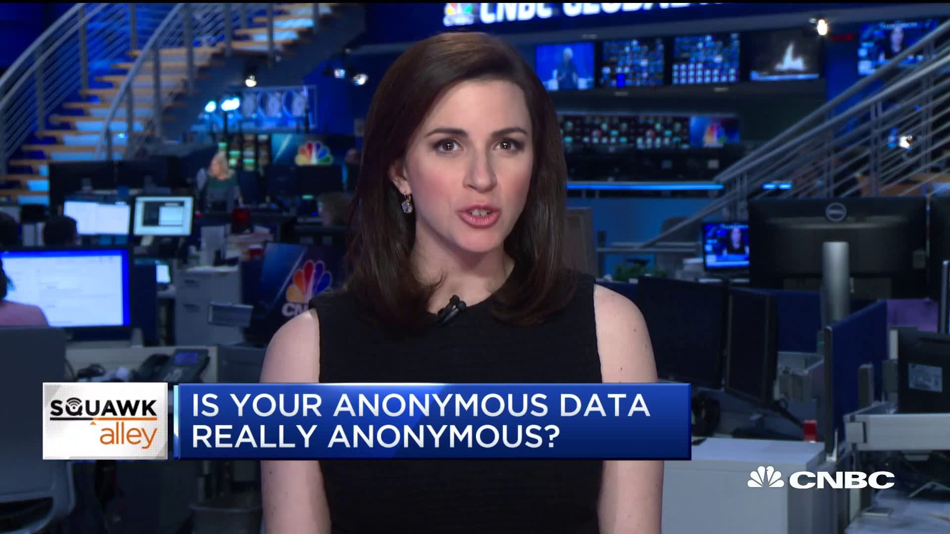 'Anonymous' data might not be so anonymous, study shows