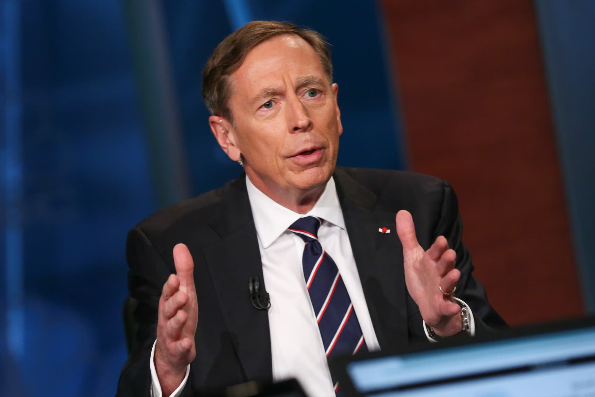 Gen. Petraeus: US, China need a mutually beneficial relationship