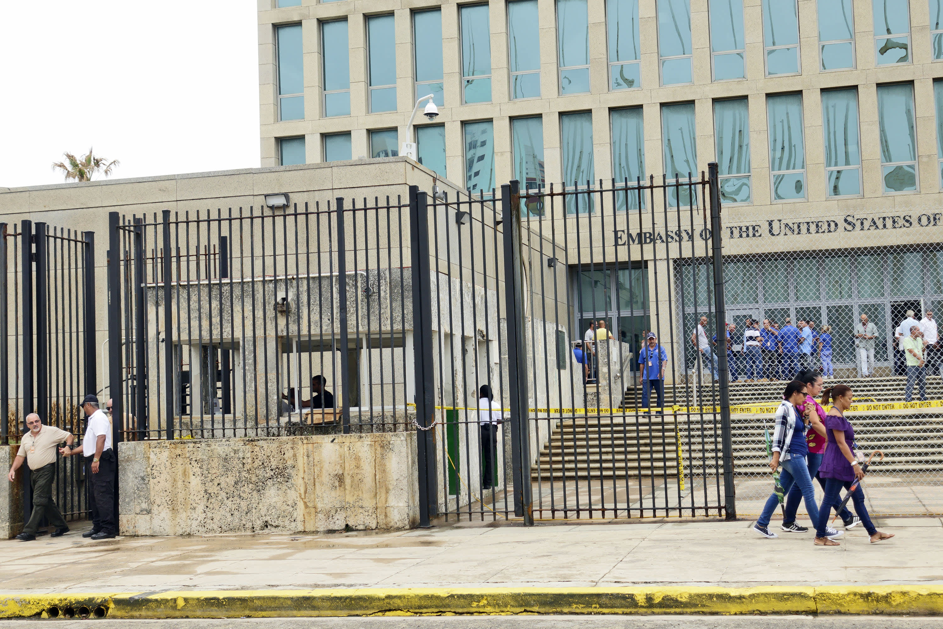 Study finds differences in brains of US diplomats after Cuba mystery