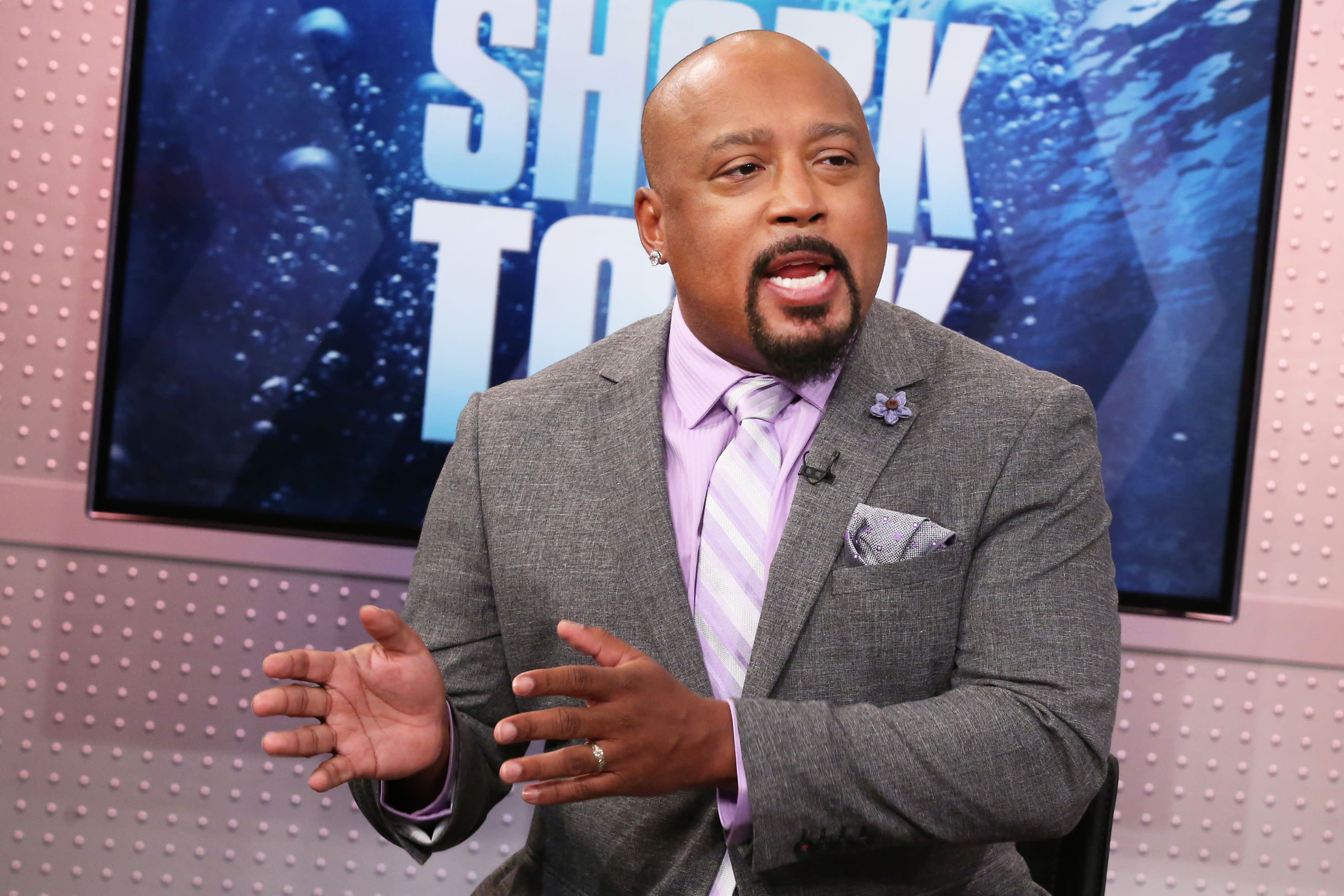 Daymond John says he hopes a million diverse small businesses apply to... image