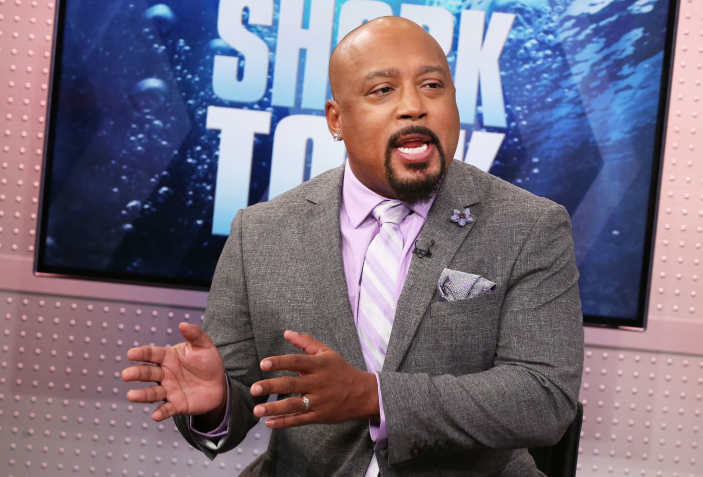 Daymond John says he hopes a million diverse small businesses apply to directly pitch products to Lowe's