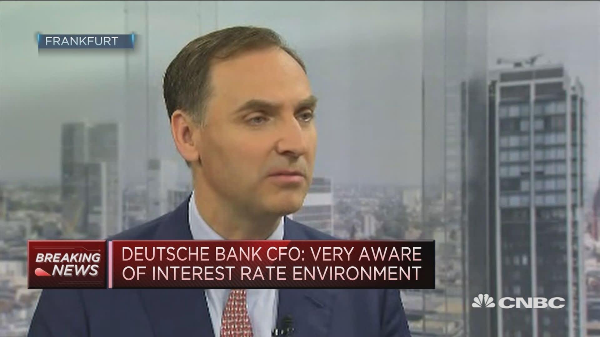 Deutsche Bank posts second-quarter net loss of 3.15 billion euros amid major overhaul