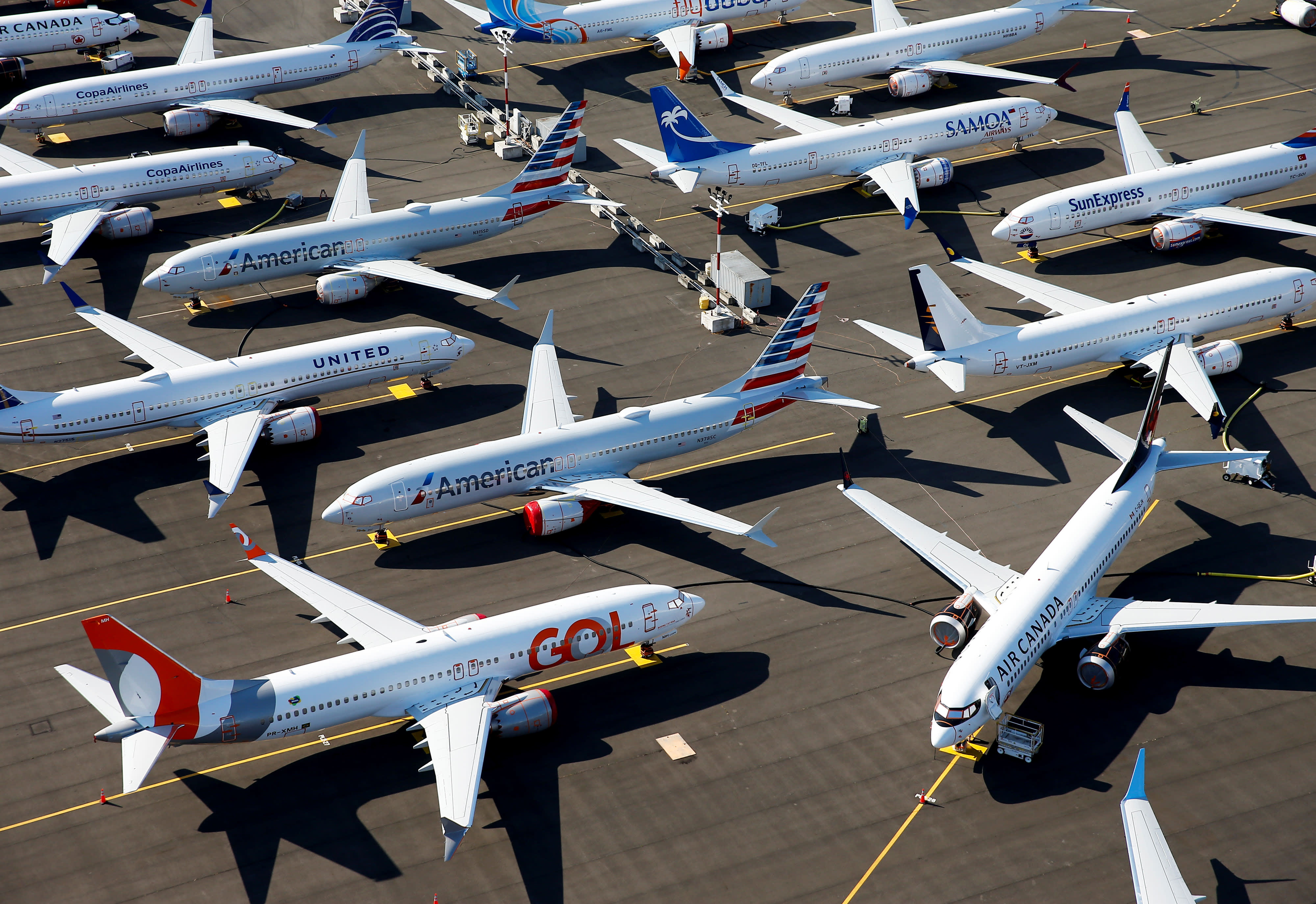 Travelers hesitant to fly the Boeing 737 Max, survey finds