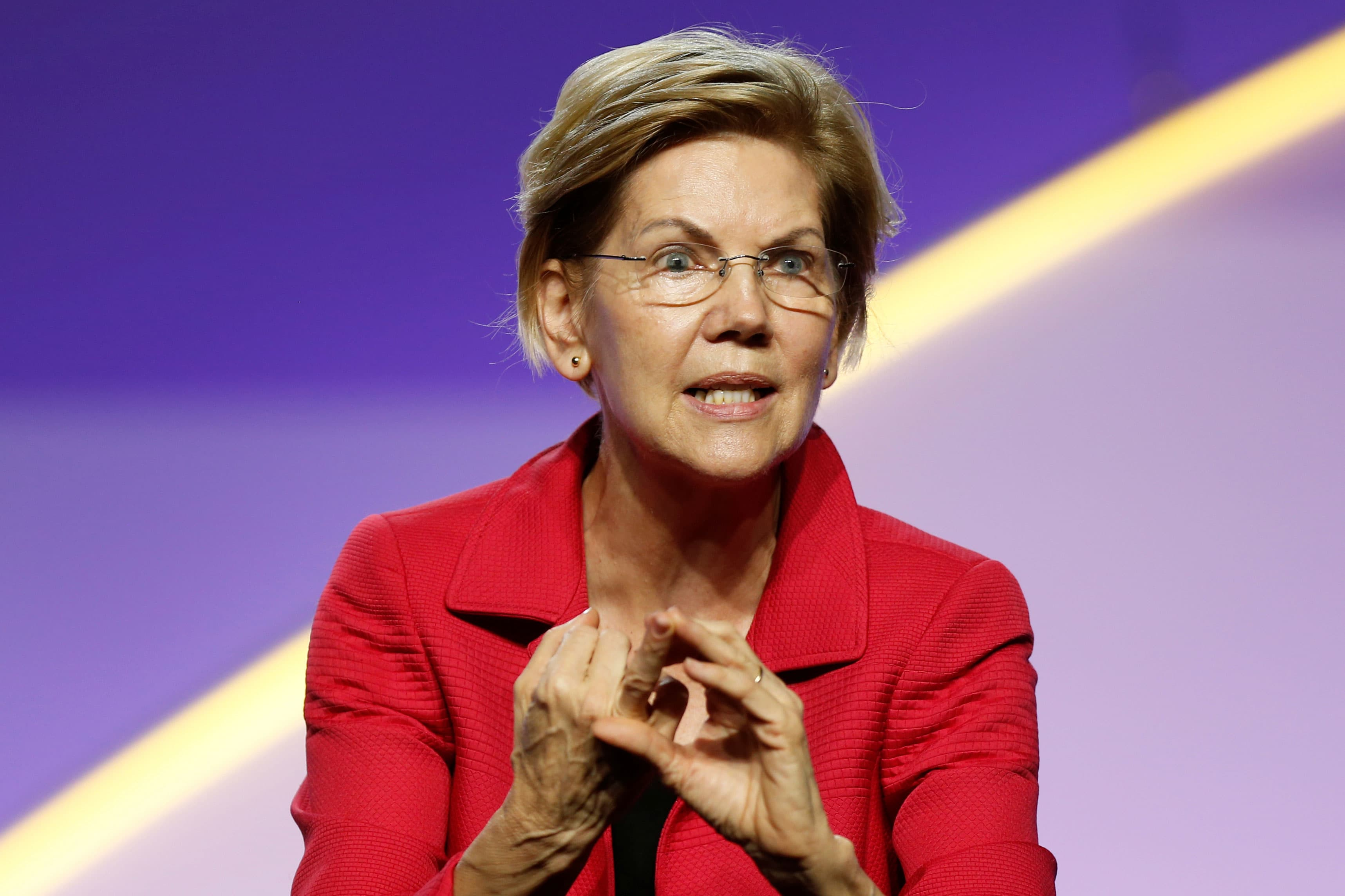 Idea of Warren presidency frightens investors at conference: 'She's not my candidate of choice'