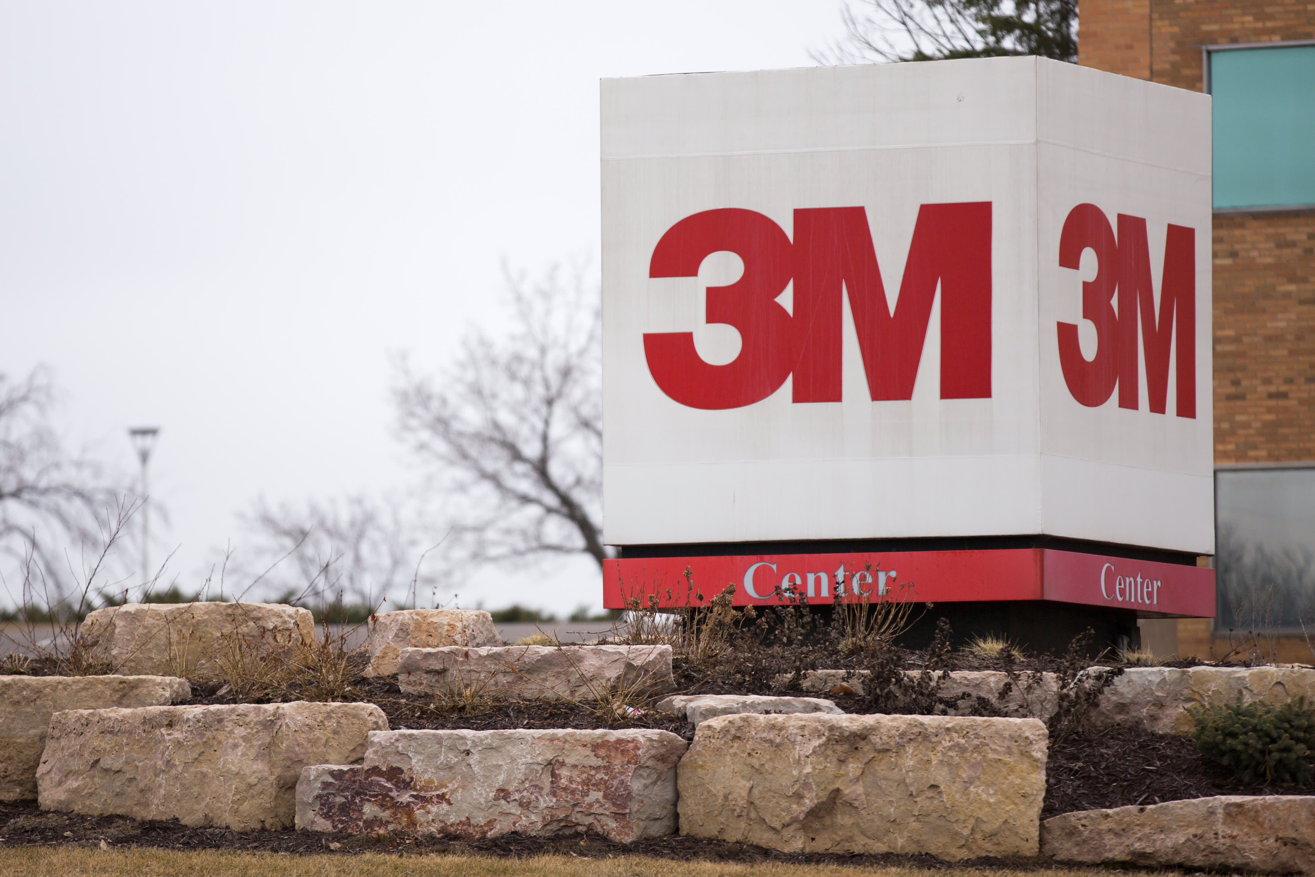 3M beats on top and bottom lines