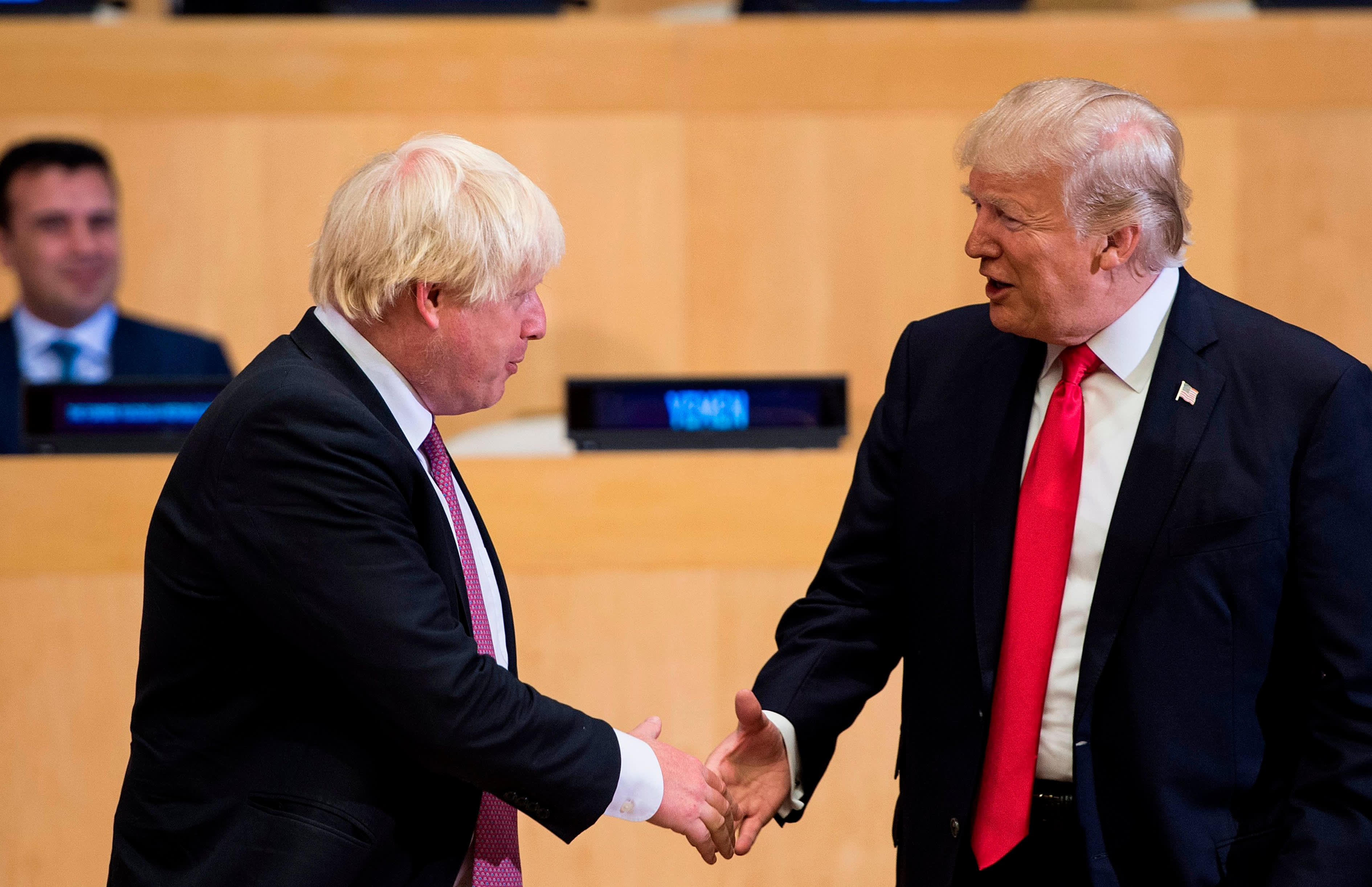 Stuck between EU leaders and Trump, Boris Johnson could have a very awkward G-7 summit
