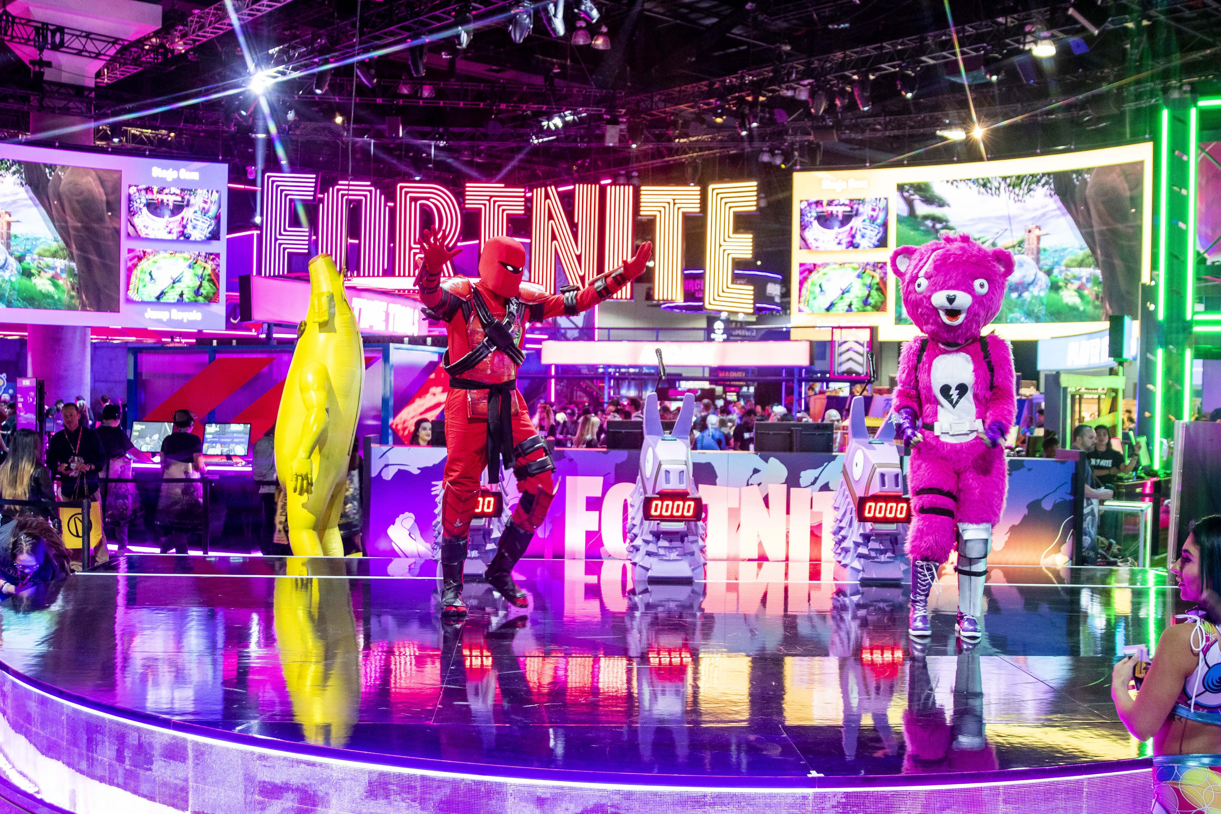 Sony invests $250 million in 'Fortnite' maker Epic Games
