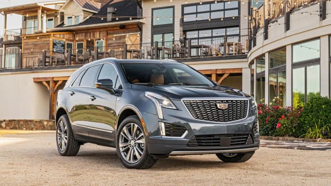 First Look 2020 Cadillac Xt5