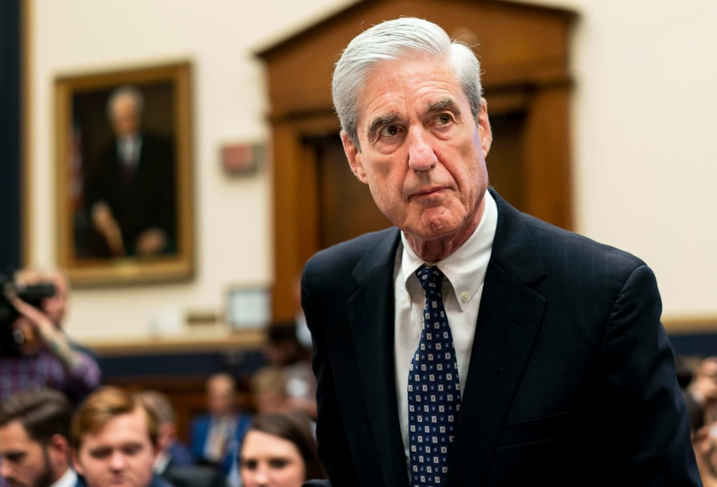 Supreme Court to decide whether House Democrats can get Mueller grand jury docs