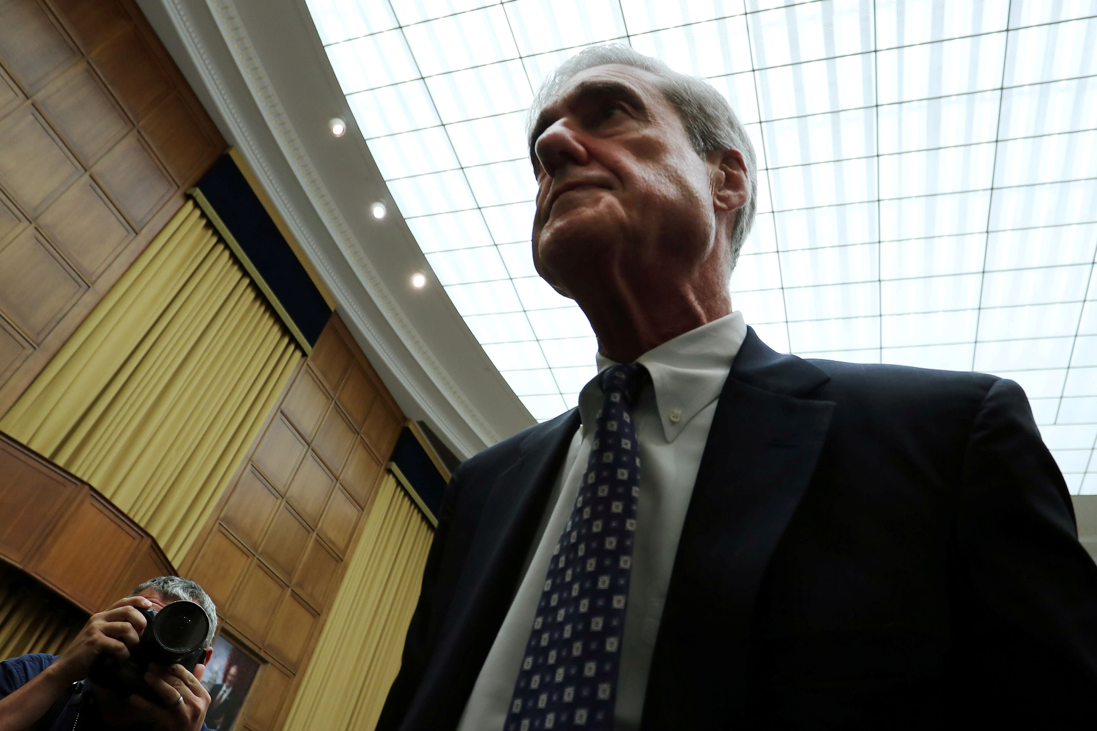 Robert Mueller's Russia probe cost nearly $32 million in total, Justice Department says