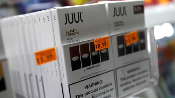 Federal prosecutors in CA open criminal probe of Juul