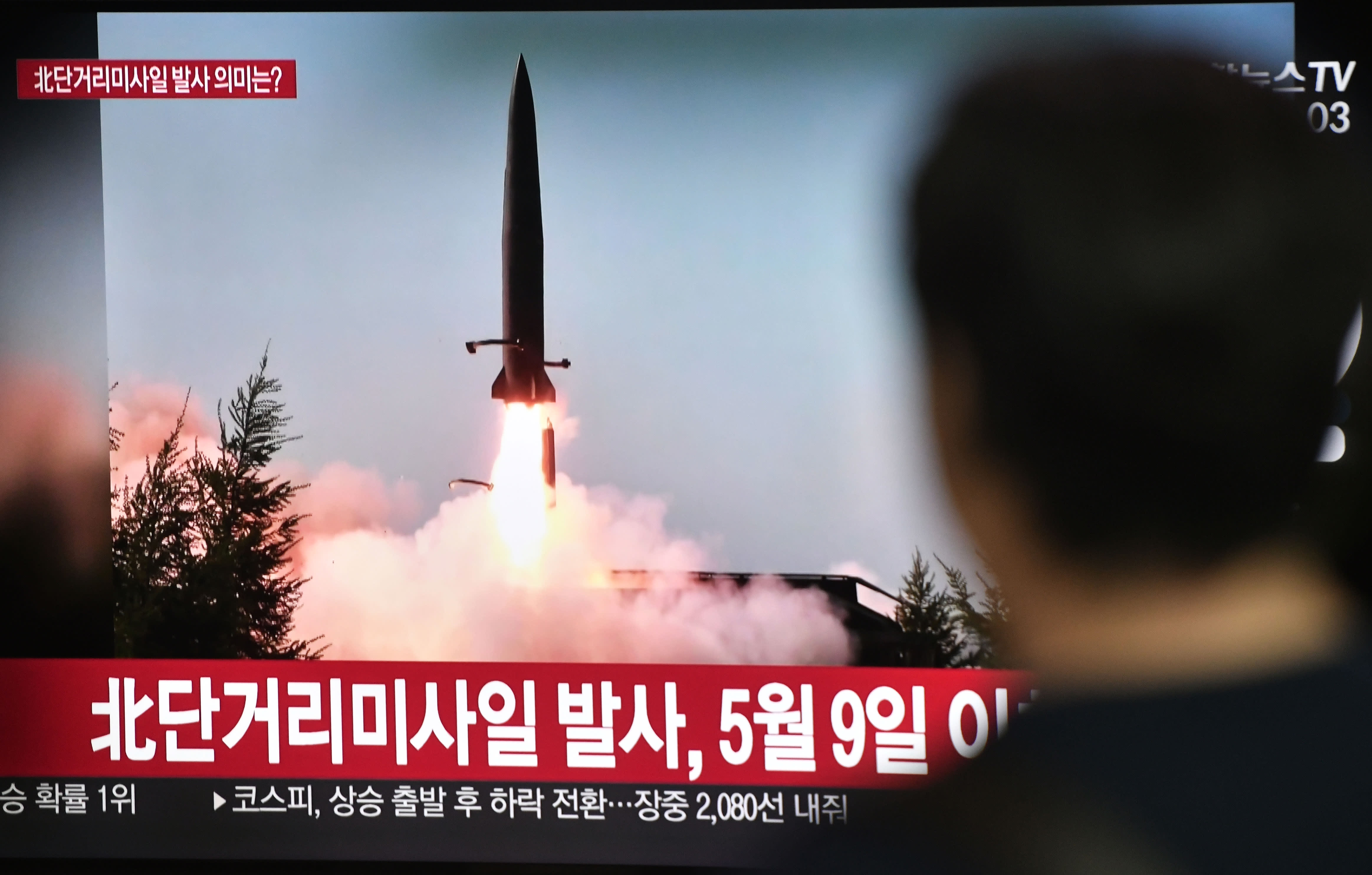 North Korea's Kim says missile launch is a warning to South Korean 'warmongers'