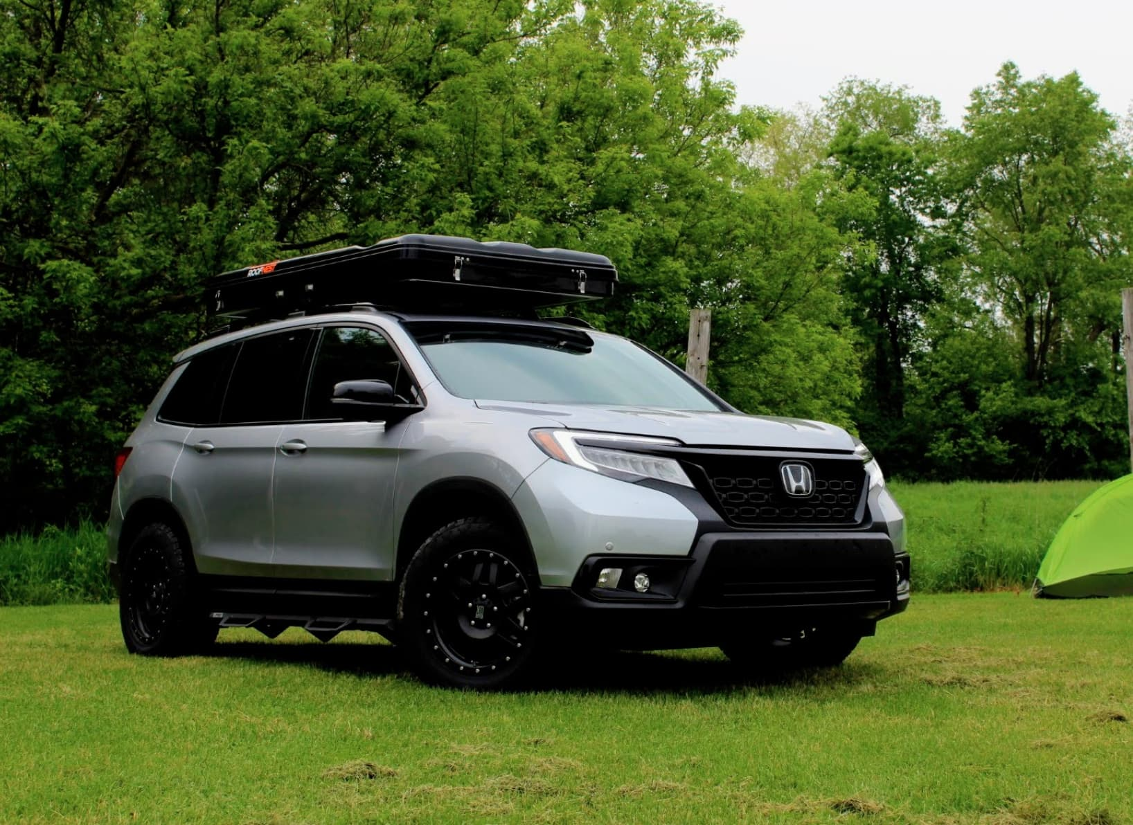 The 2019 Honda Passport is the best mid-size SUV