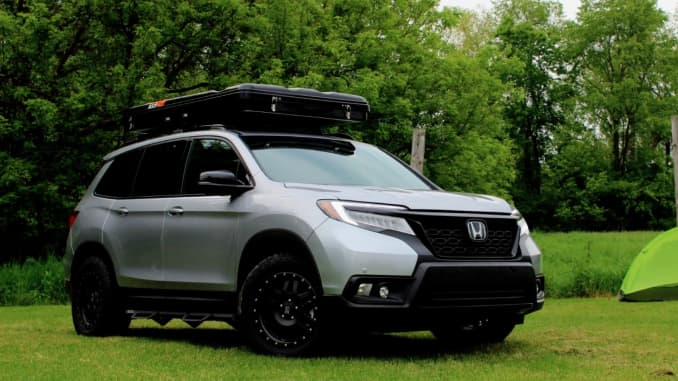 2019 Honda Passport review: This is the best mid-size SUV