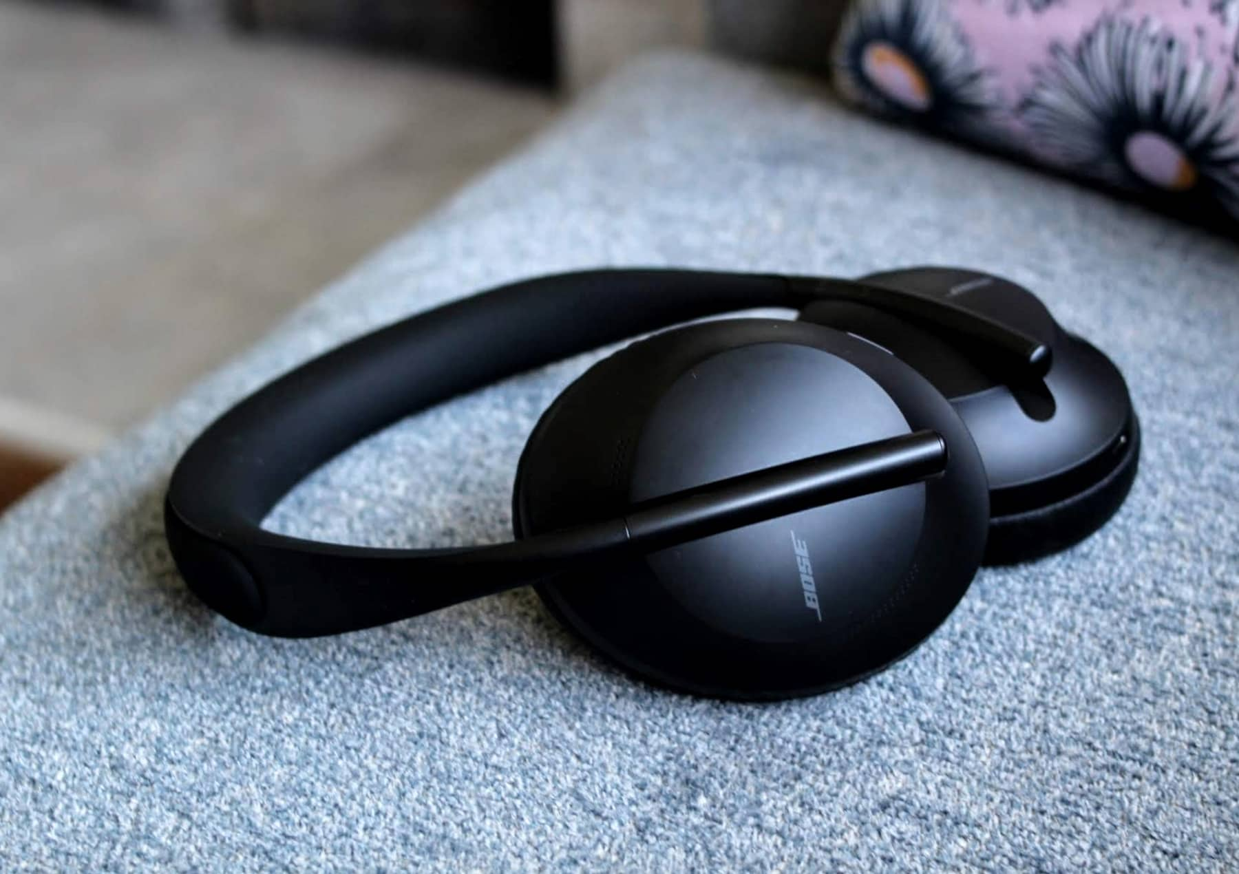 Best Audio Phones 2020 Bose NC700 headphones review