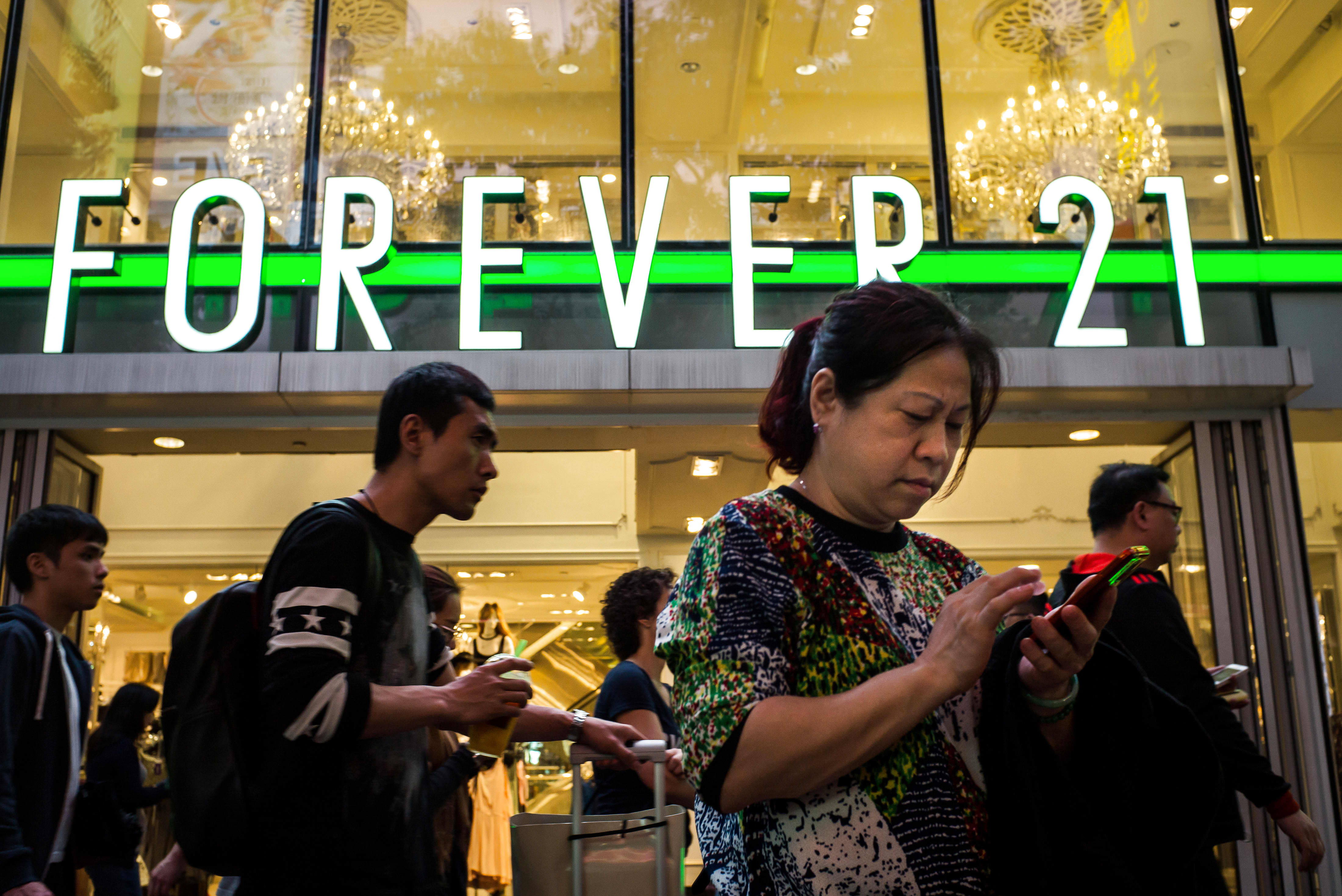 Diet bars with plus-size orders, 'fake news' shorts: Here's why Forever 21 is forever controversial