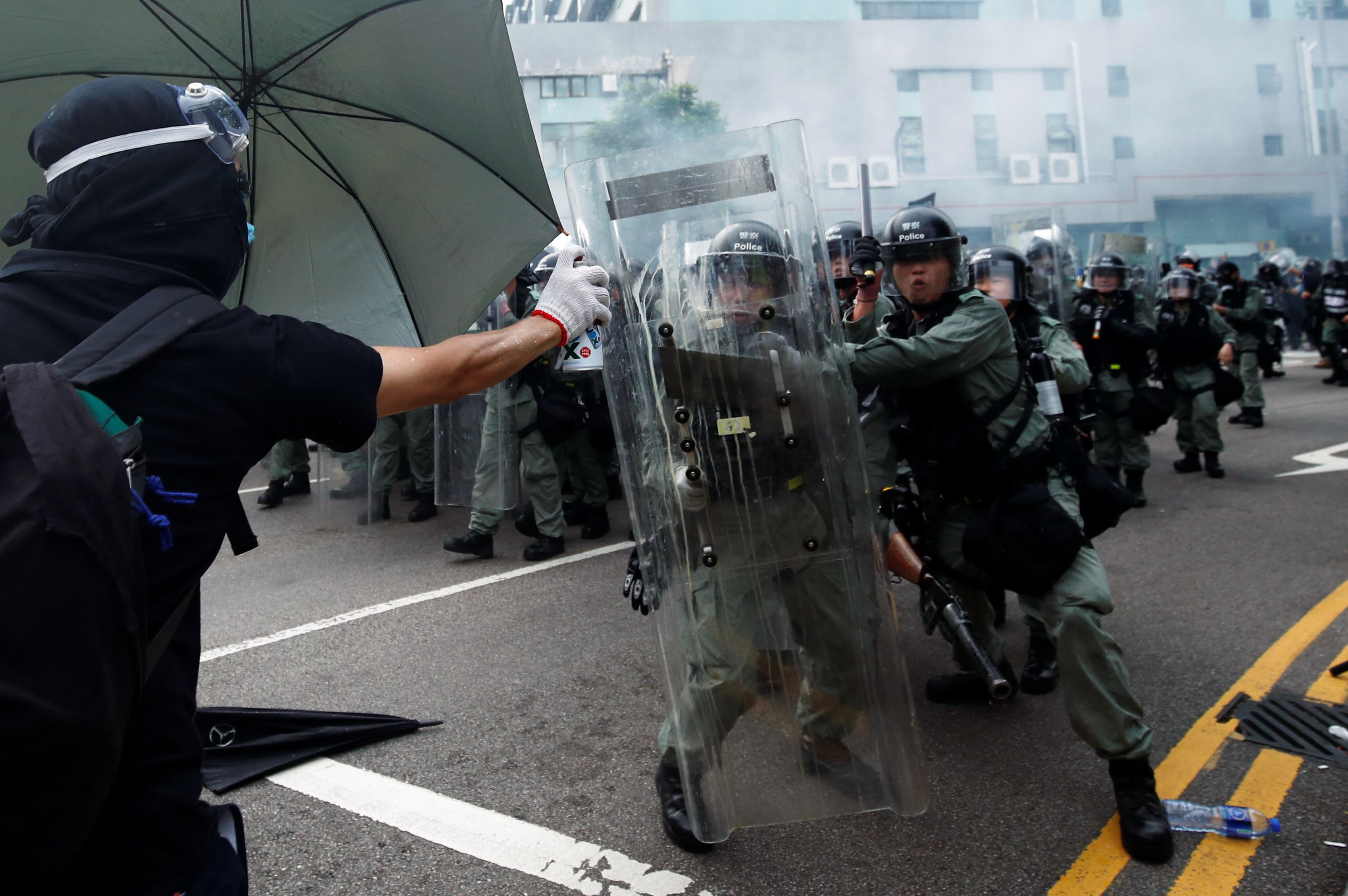 What Hong Kong's unrest means for Asia's largest financial hub
