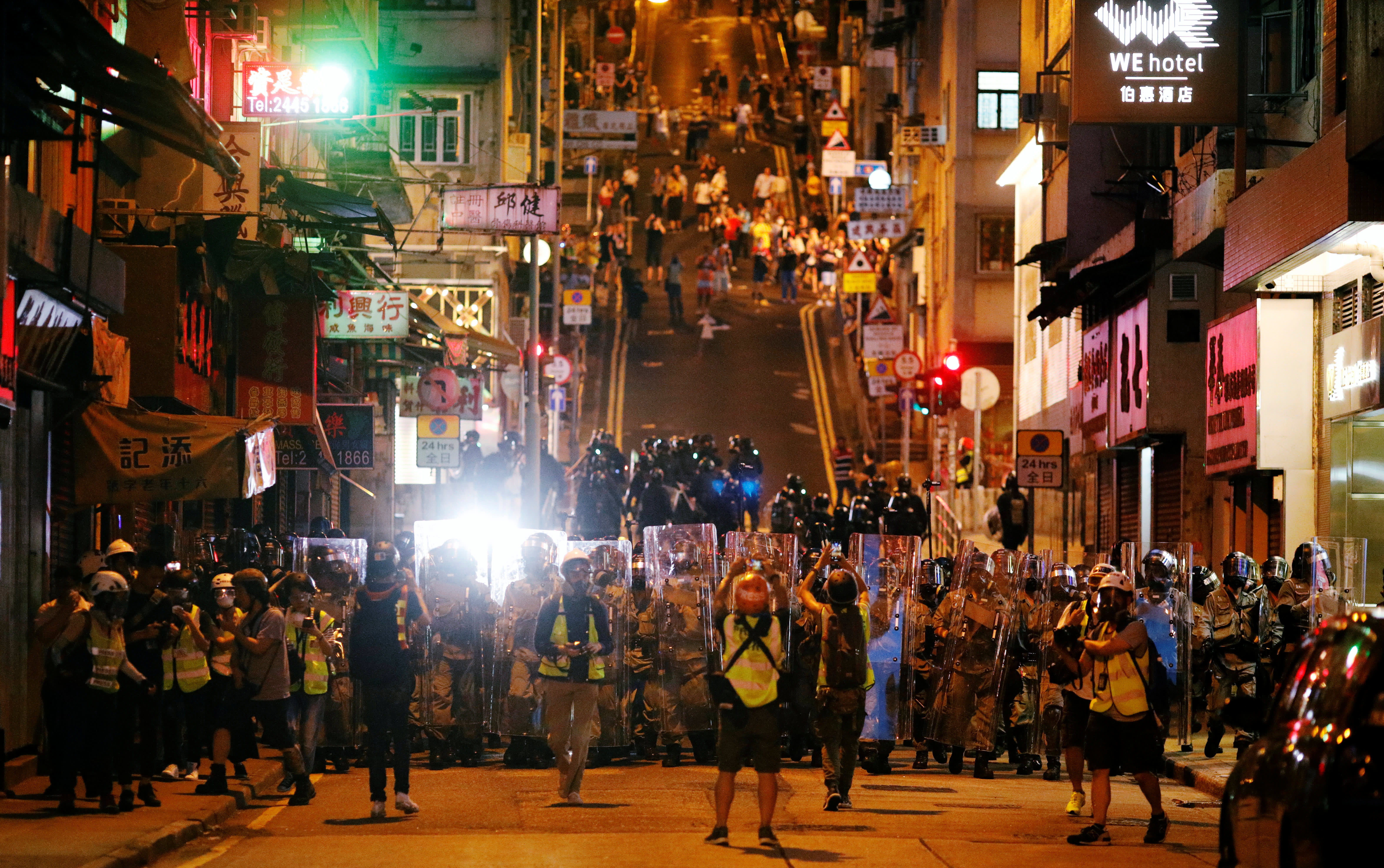 Longstanding economic frustration is fueling Hong Kong's protests, expert says thumbnail