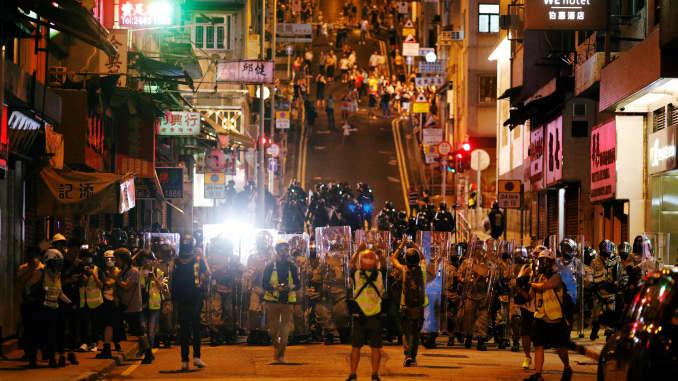 GP: 05082019 Hong Kong Protest Police 190728 EC