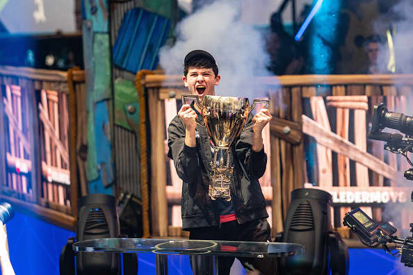 Fortnite World Cup finals turned these teen gamers into millionaires