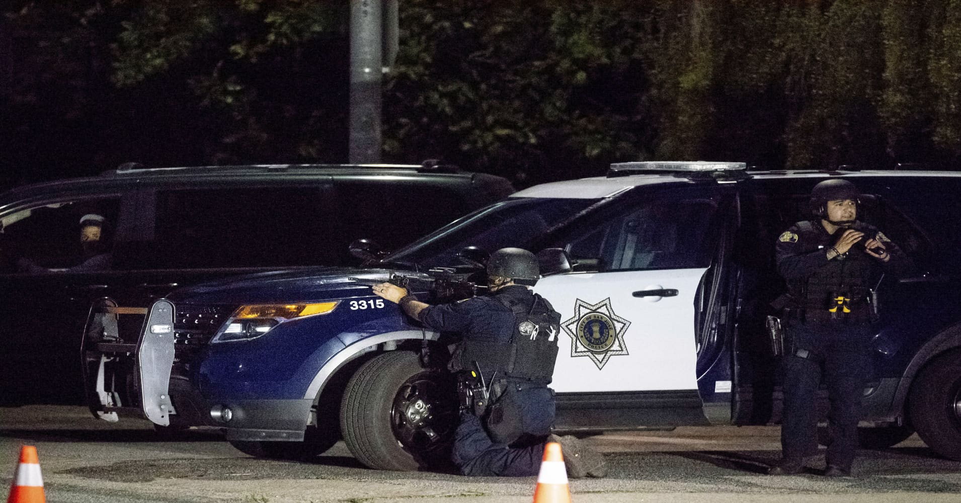 Three people killed in shooting at a garlic festival in Northern California