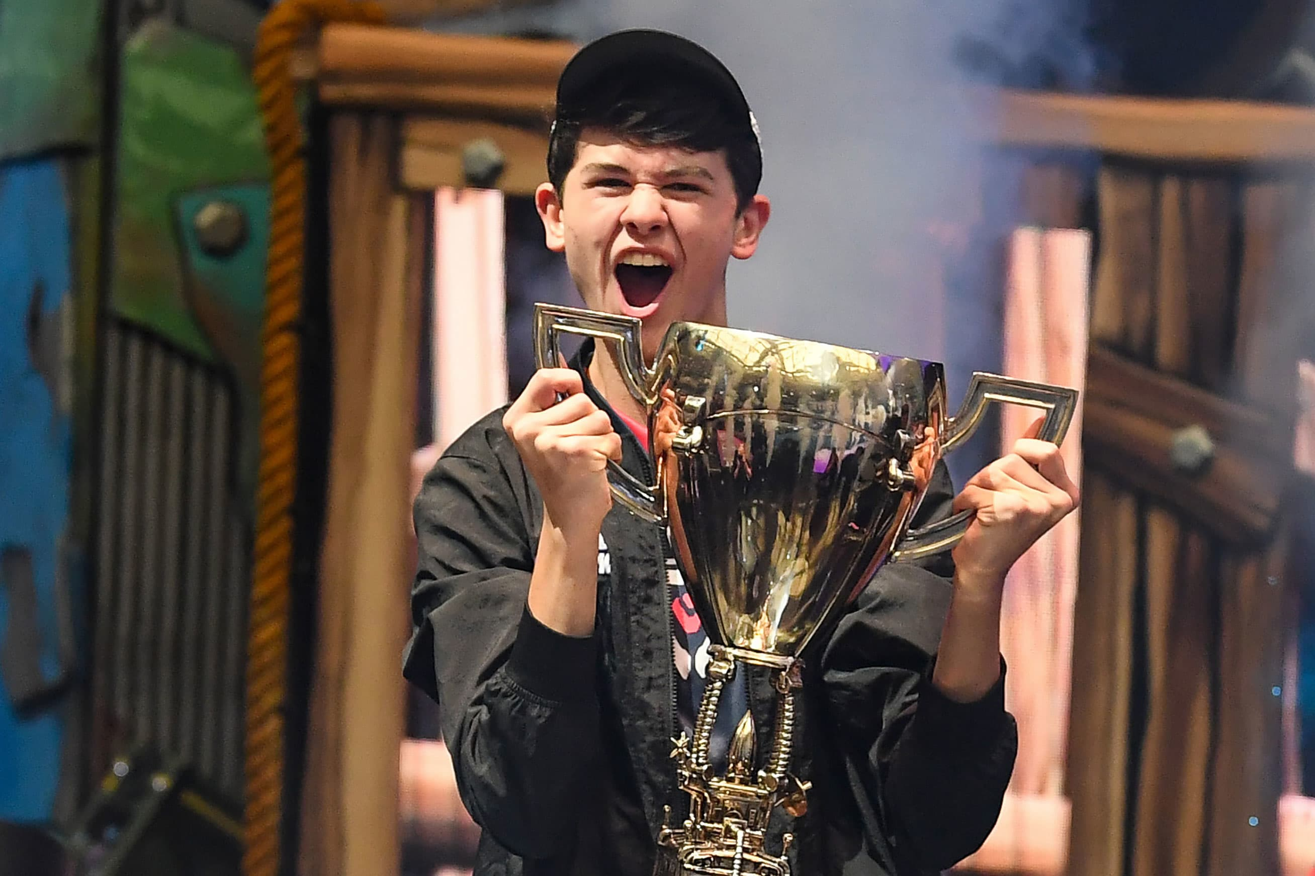 Here's the 16-year-old who won $3 million at the Fortnite World Cup