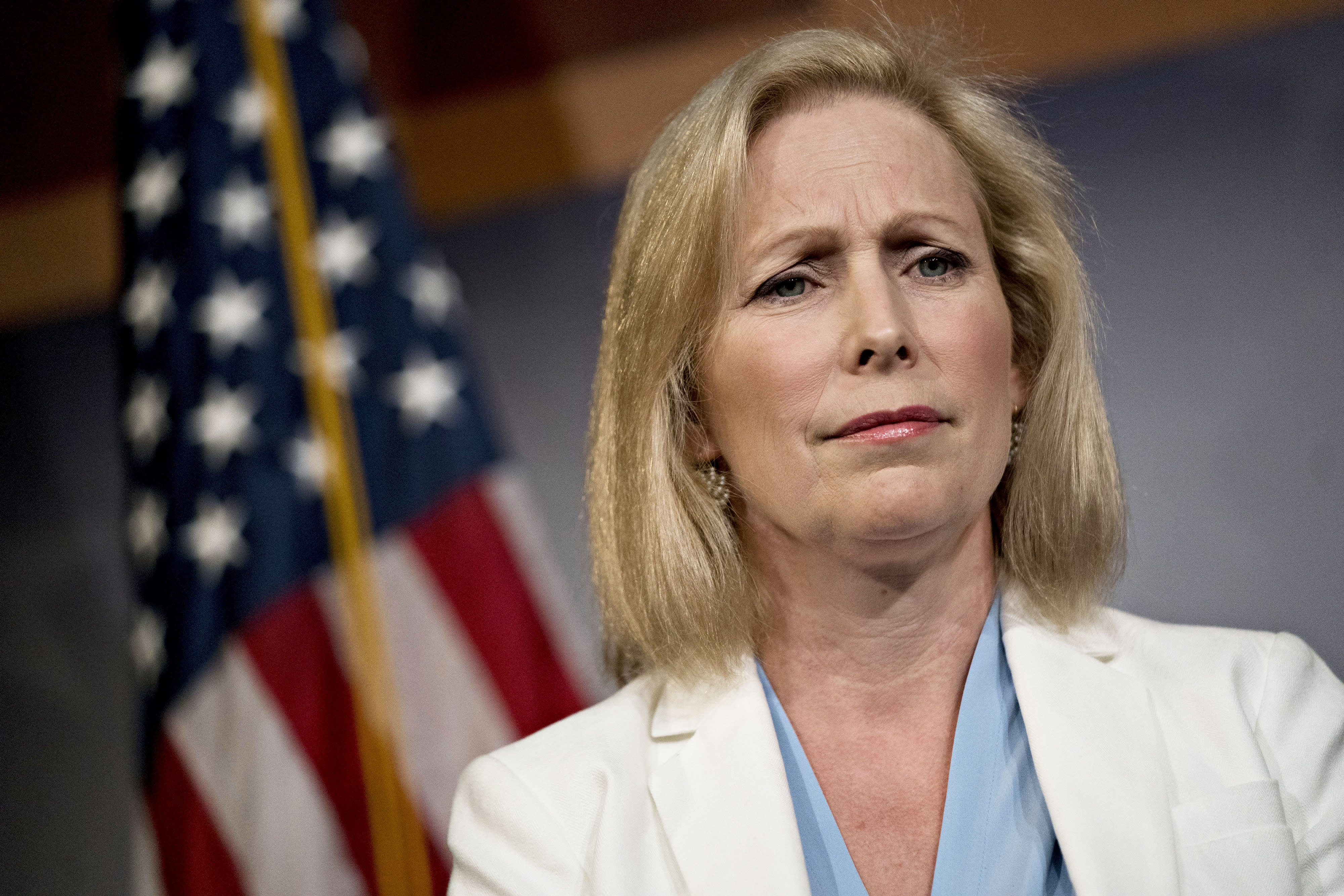 Kirsten Gillibrand has dropped out of the 2020 presidential race