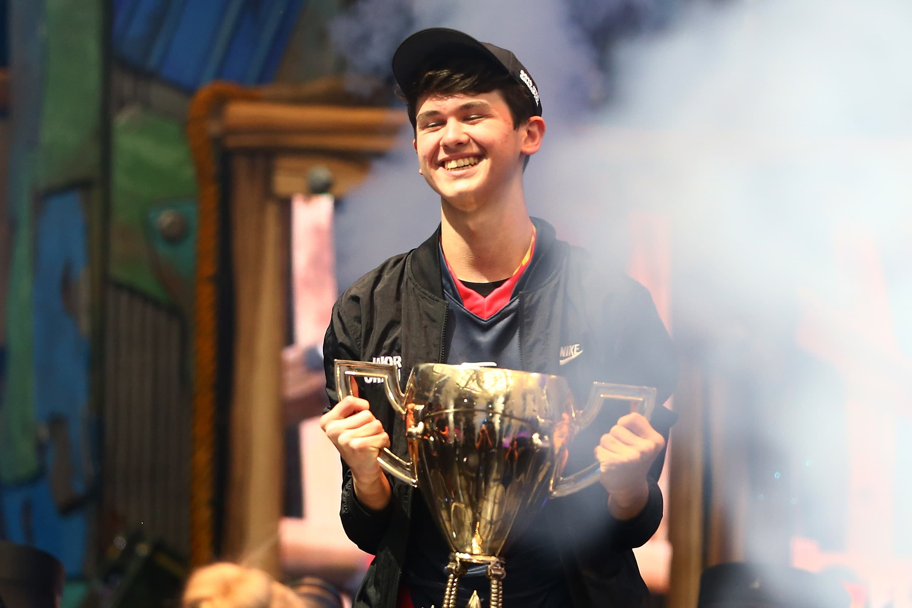 The teen Fortnite champ who just won $3 million practices 6 hours a day—even on school days thumbnail