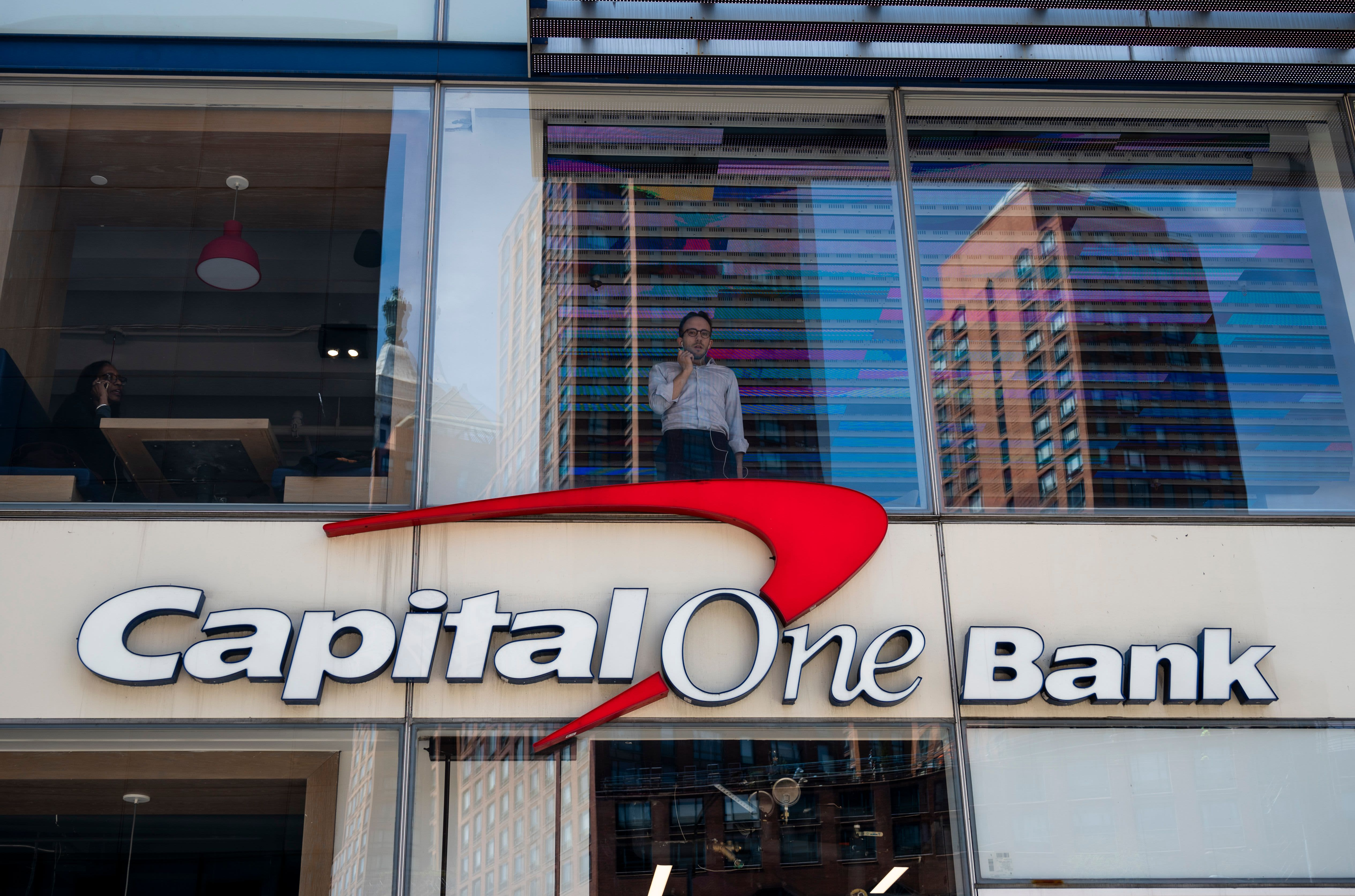 Capital One data breach: Customer records, Social Security