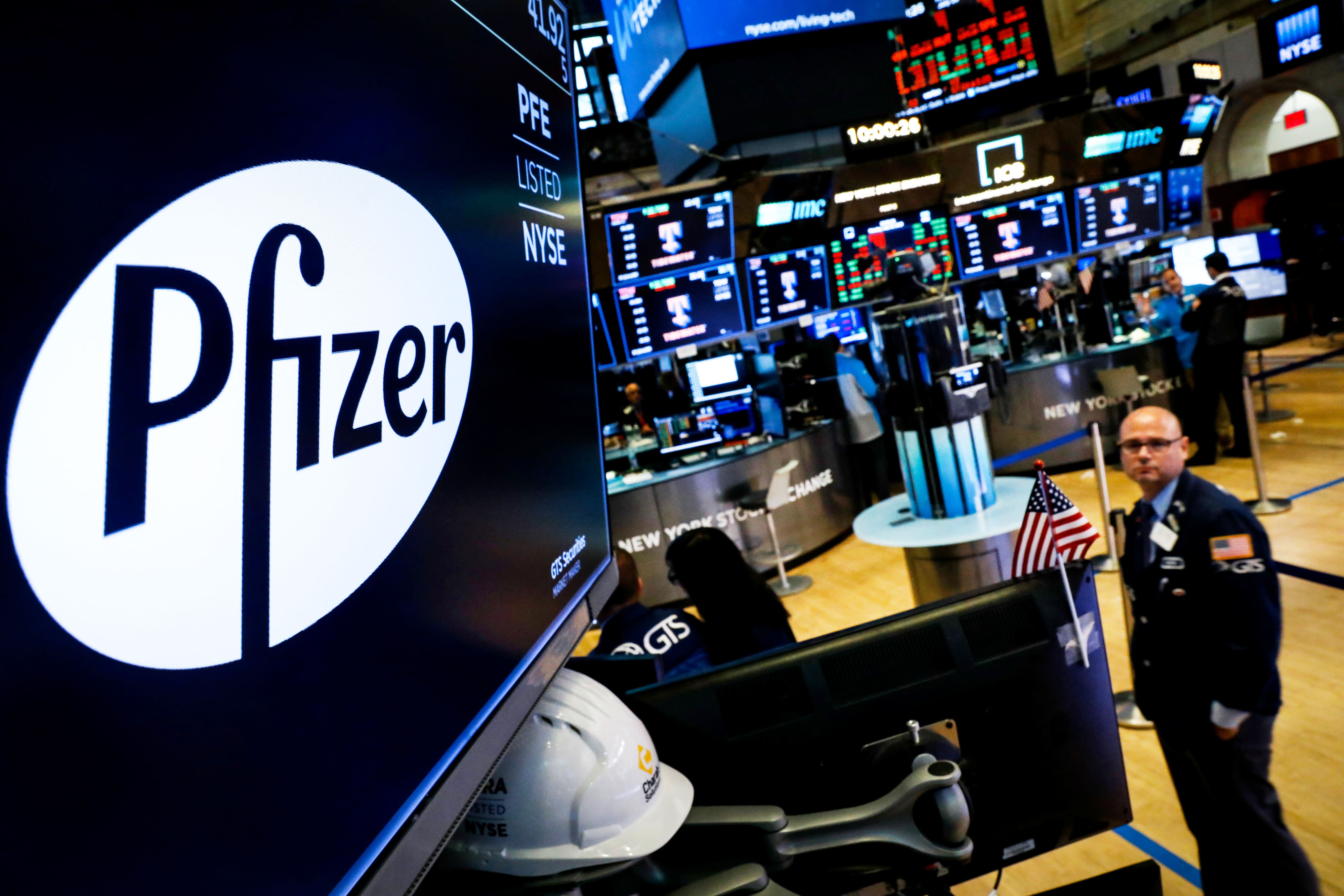 Pfizer Wants To Expand Human Trials Of Coronavirus Vaccine To Thousands Of People By September Ceo Says