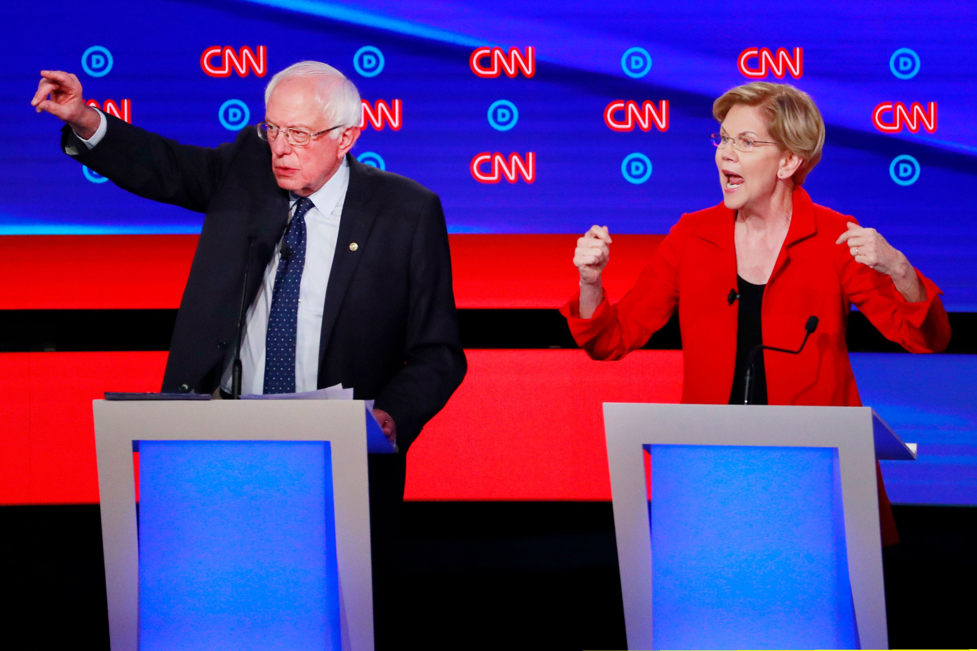 Cramer: Bernie Sanders and his wealth-grabbing 'Leninist' agenda scarier than Elizabeth Warren