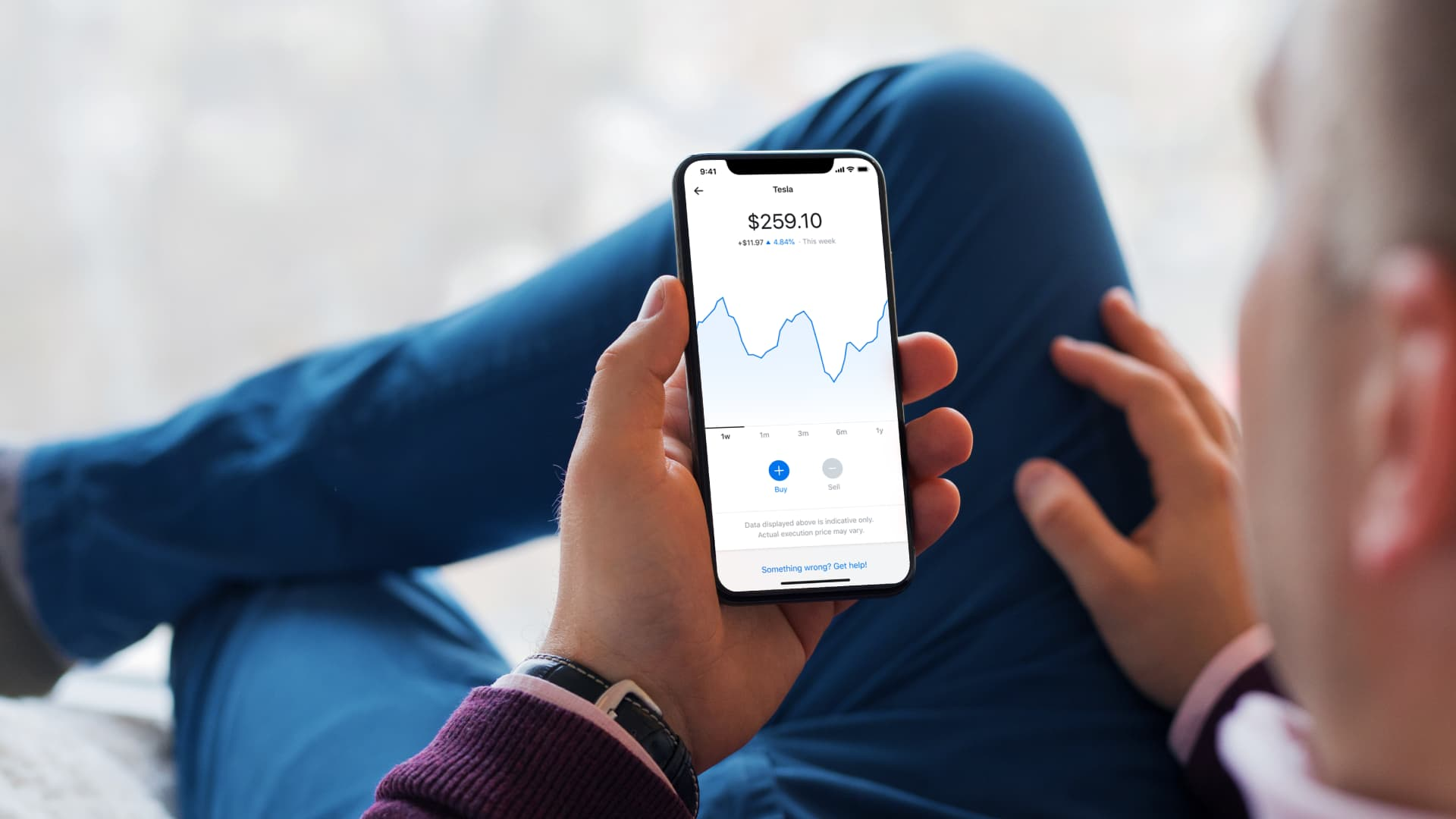 Revolut's trading feature lets users buy or sell popular U.S. stocks including Apple, Tesla and Beyond Meat.