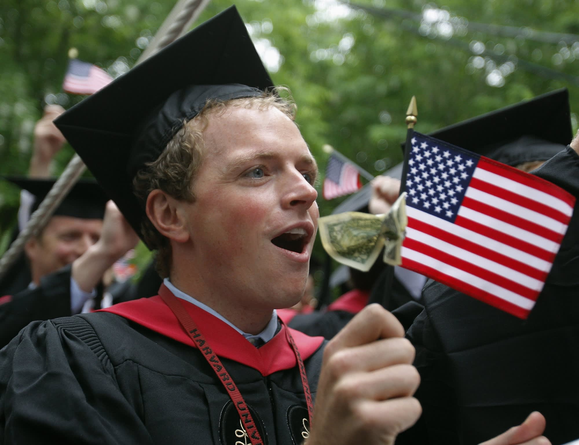 The 20 American universities that produce the richest grads