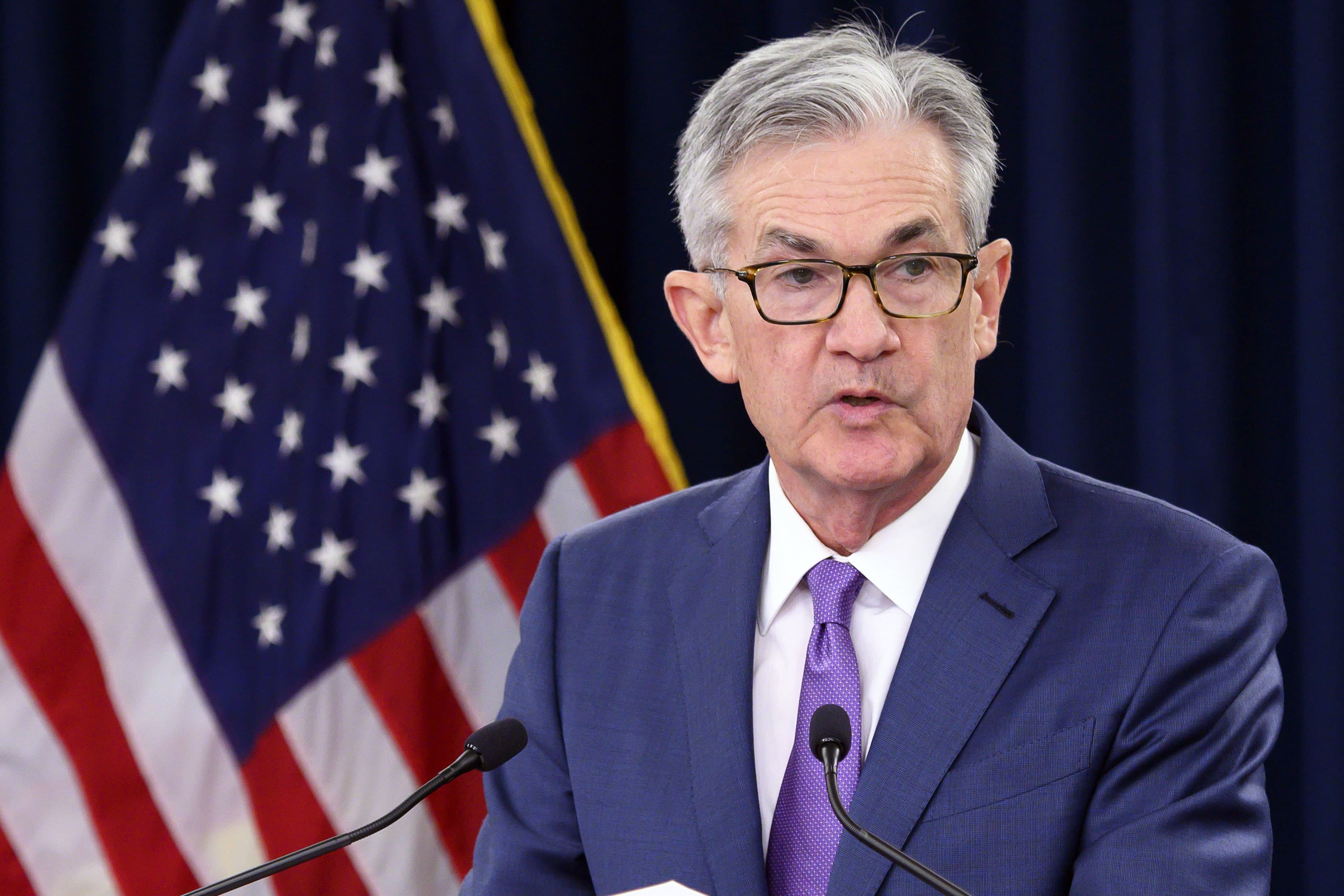 FED CUTS RATE BY A QUARTER POINT, CITES 'GLOBAL DEVELOPMENTS,' 'MUTED INFLATION'