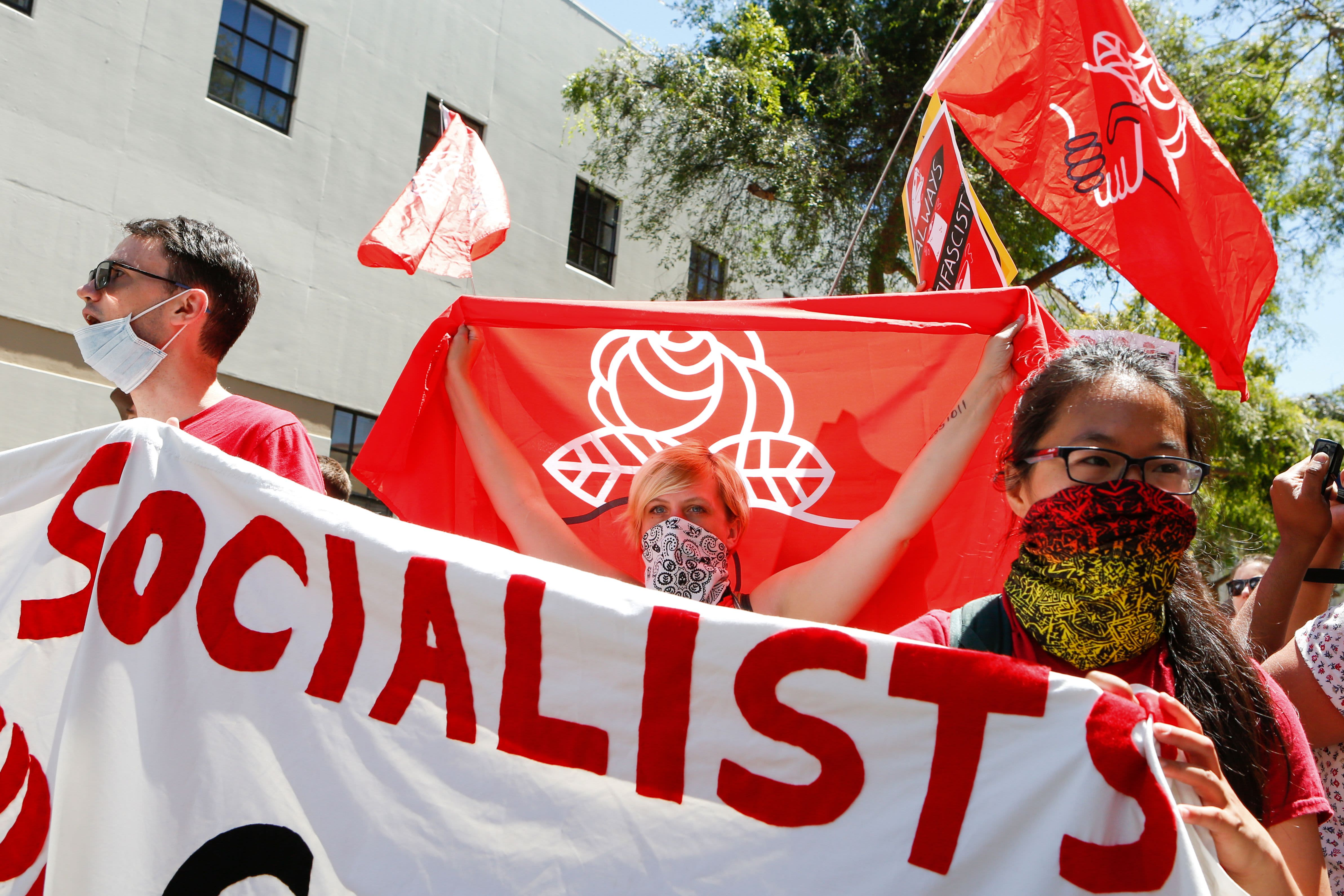 Here's how socialism went mainstream in American politics