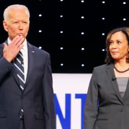 Biden keeps a big lead while Harris slides: Here are the latest 2020 Democratic primary polls
