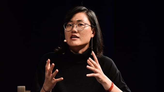 GP: Sarah Nahm, Founder & CEO, Lever, Collision 2019 - Day Three