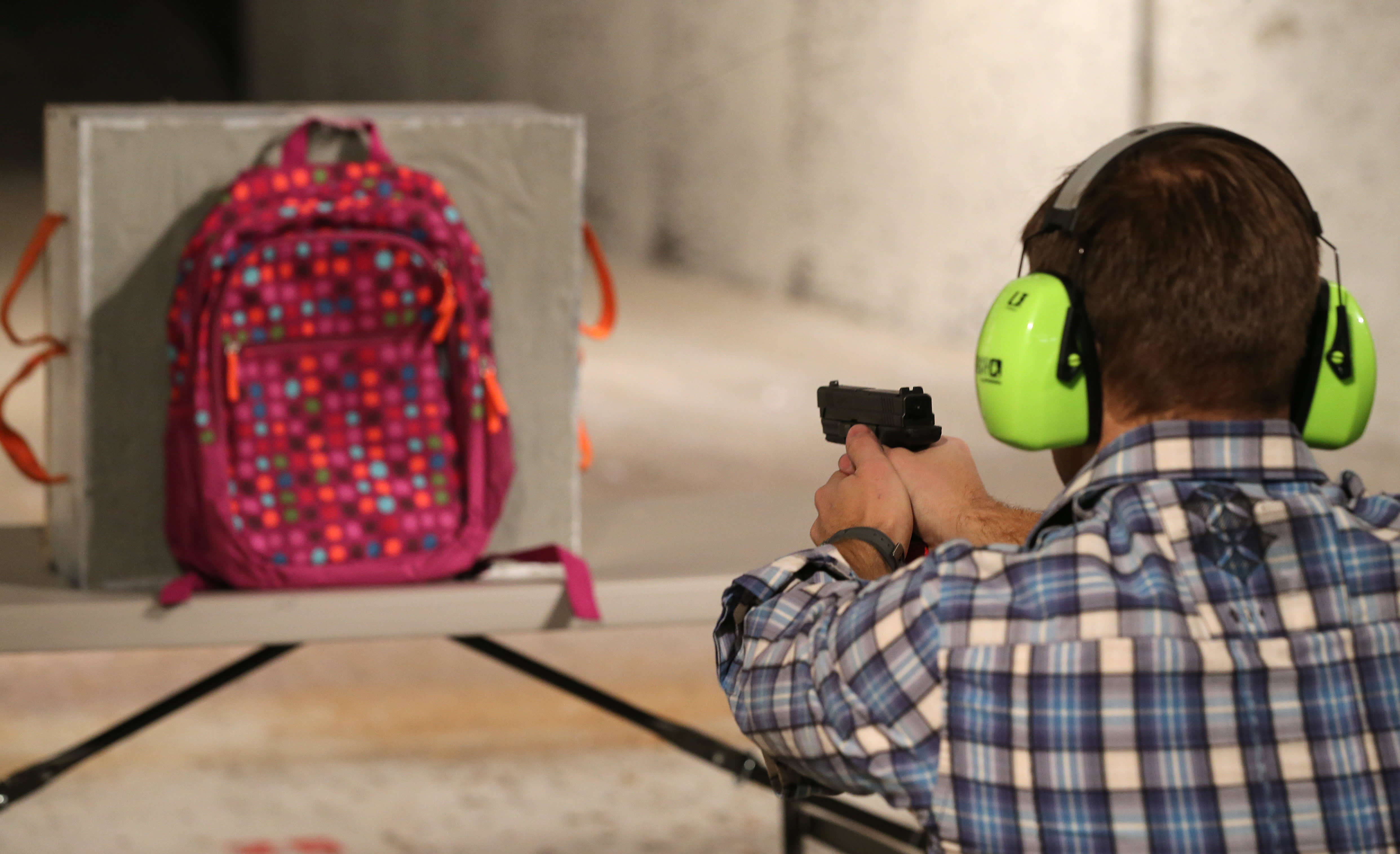 Bulletproof backpacks have become another back-to-school staple