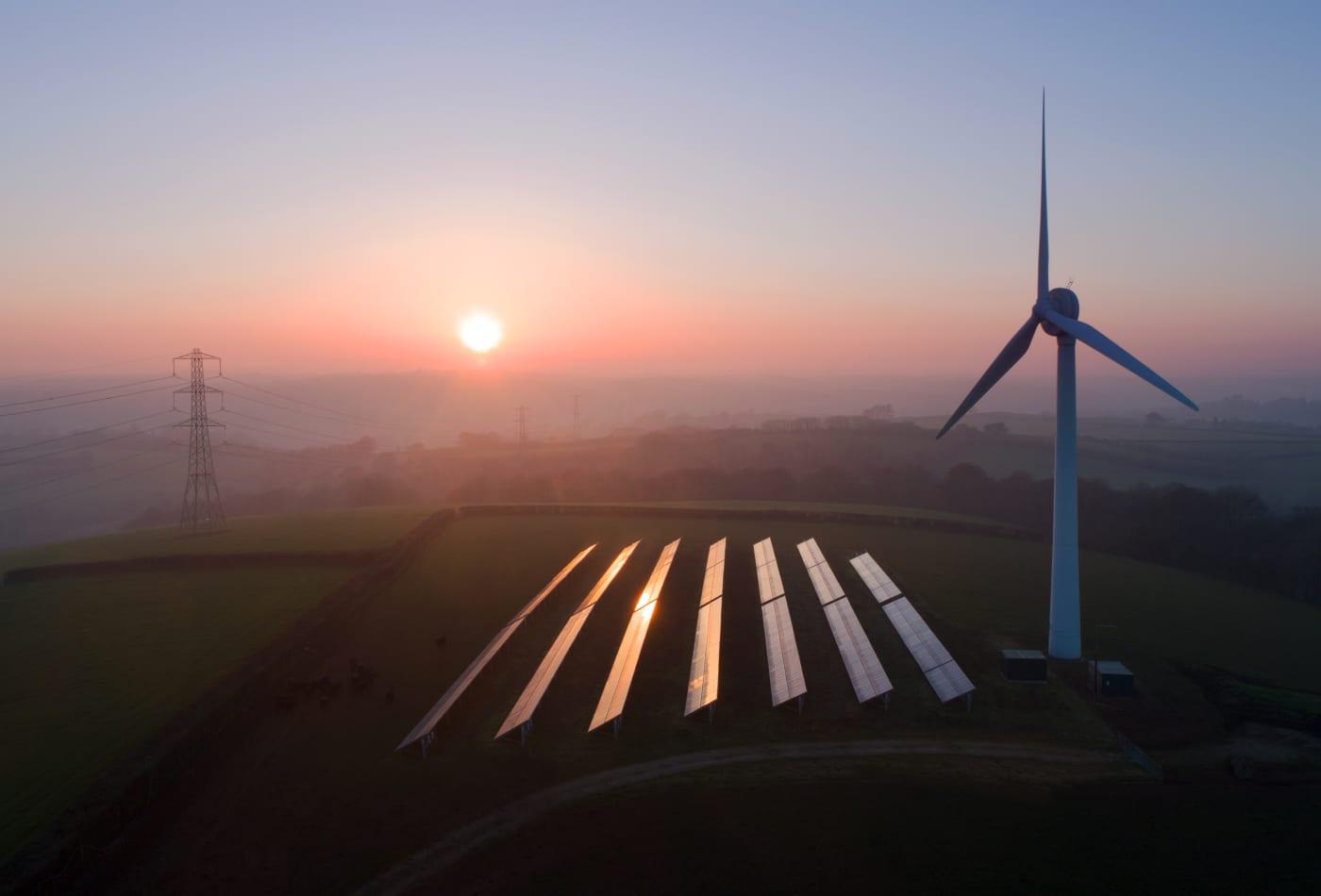 Goldman's renewable stock portfolio seeks to capitalize on the trillions in green spending ahead