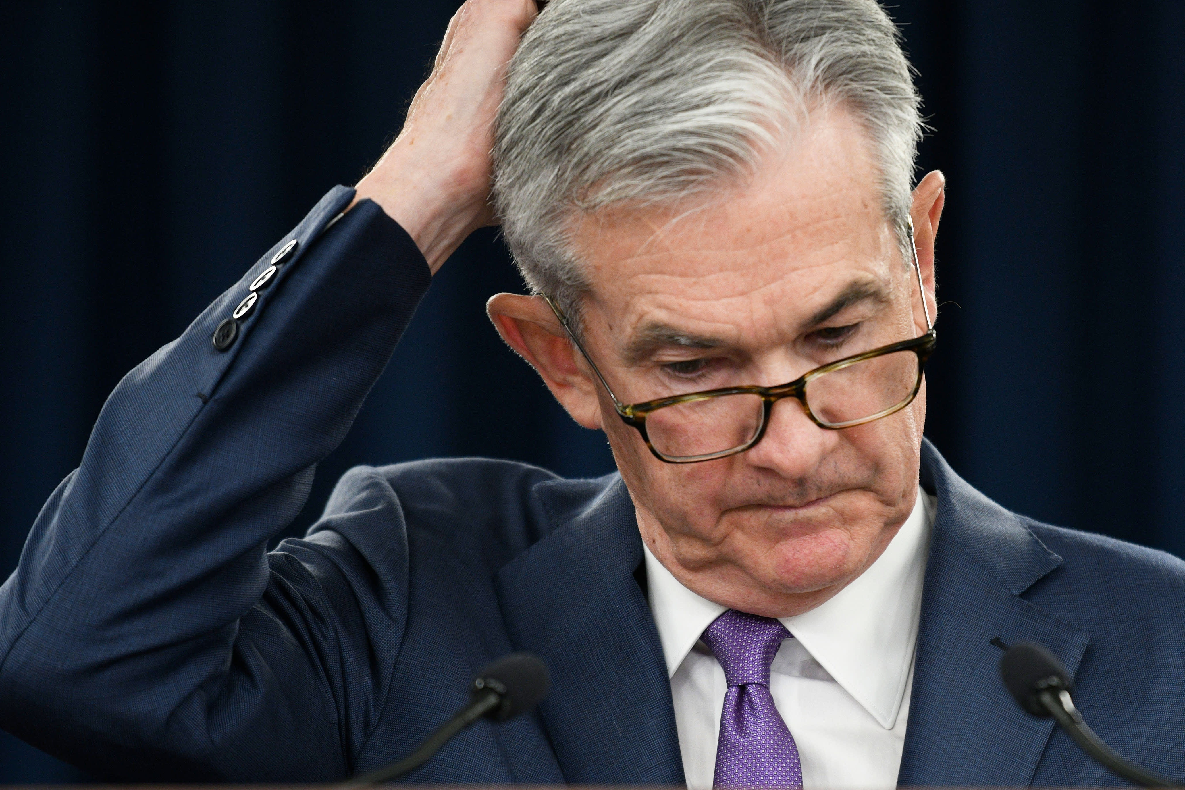 Recession signal could put more pressure on the Fed to keep cutting rates