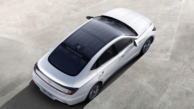 H/O - Hyundai Solar car
