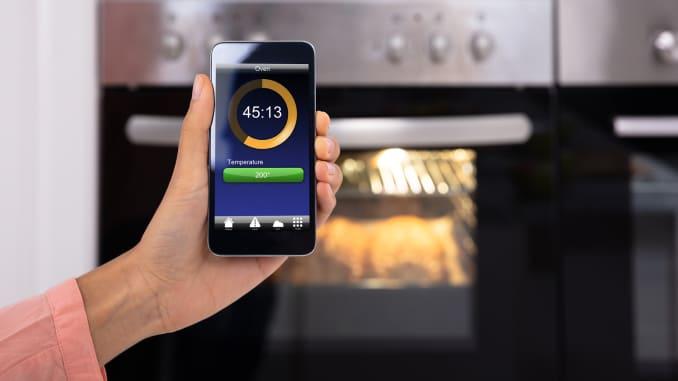 GP: Smart oven