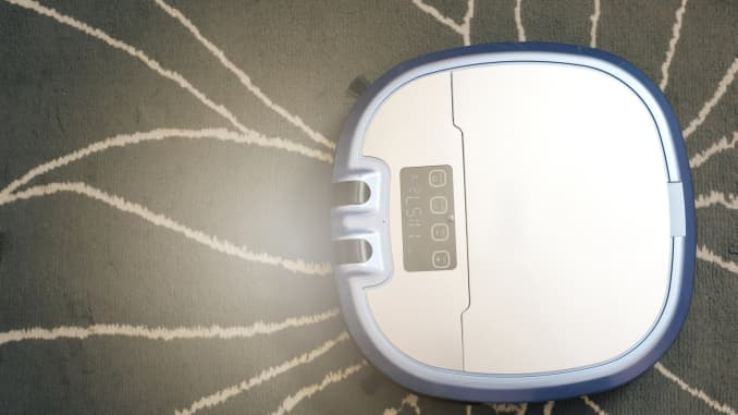 GP: Robotic vacuum cleaner