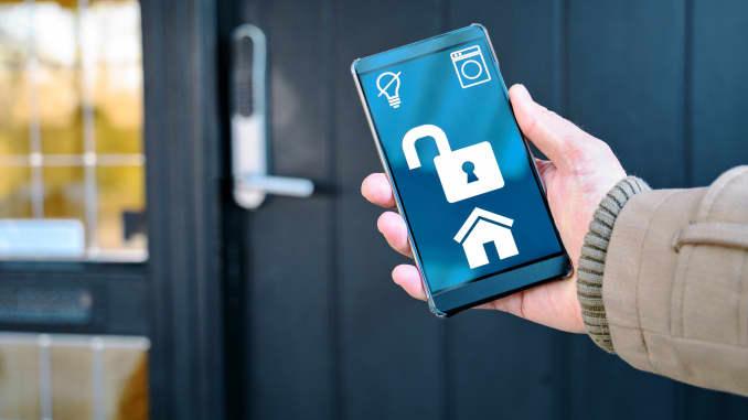 GP: Smart lock app